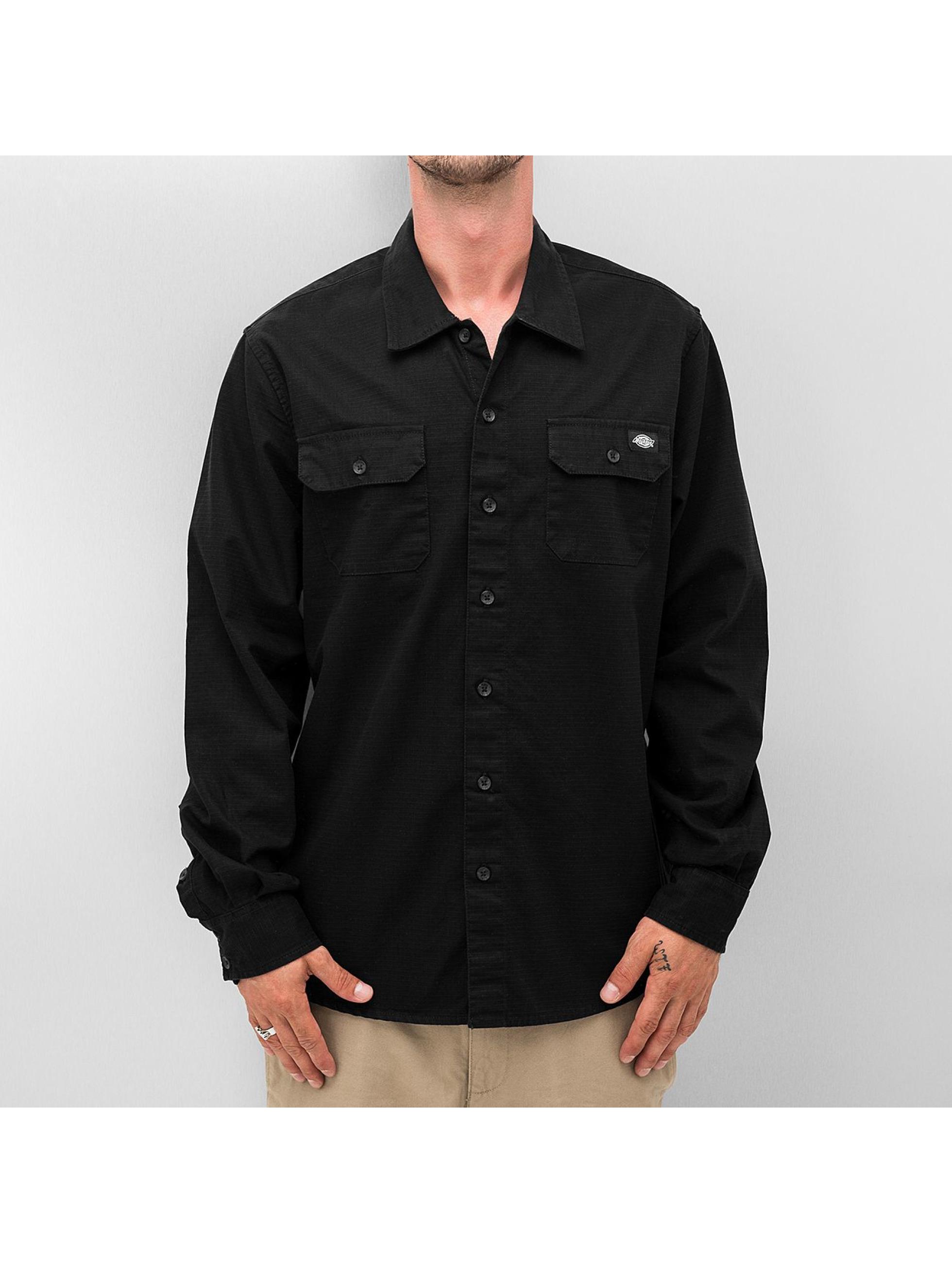 Dickies overhemd Firestone zwart