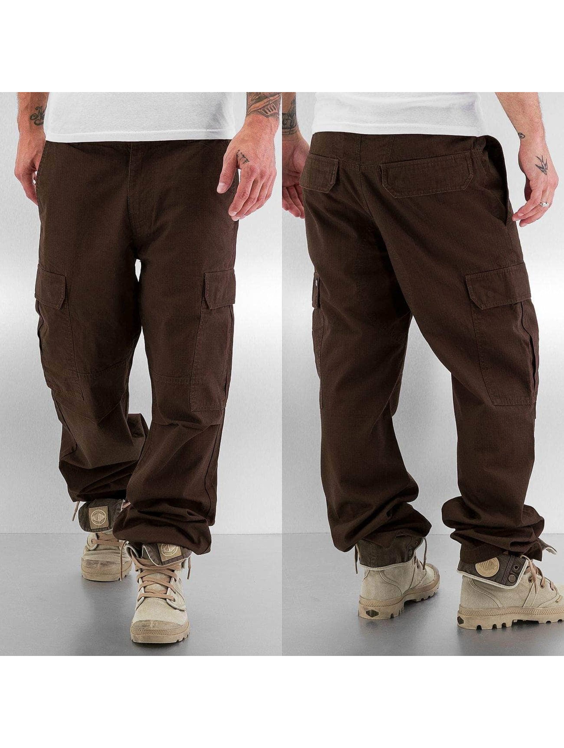 Dickies Pantalon cargo New York brun