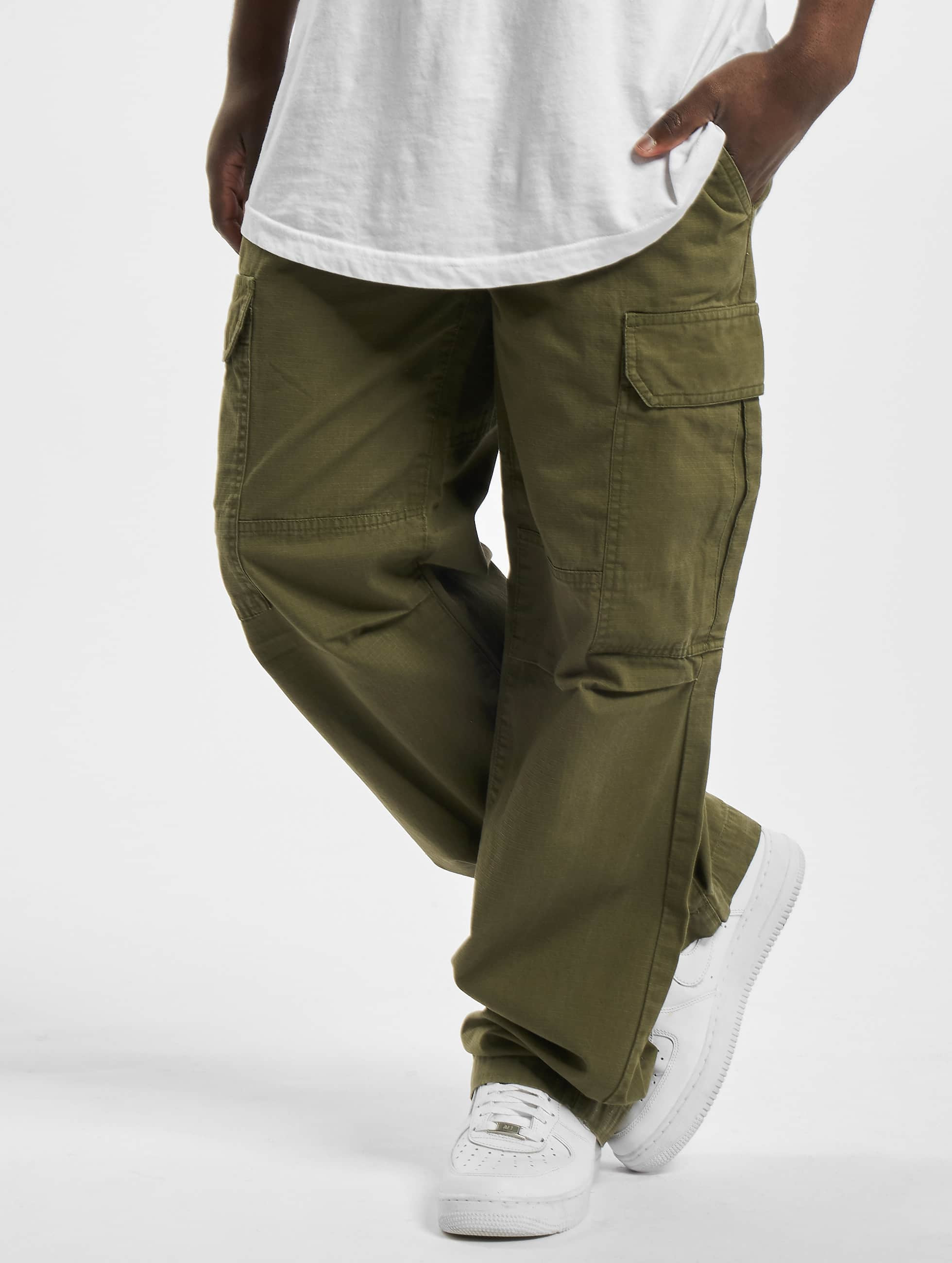 Dickies Pantalon cargo New York olive
