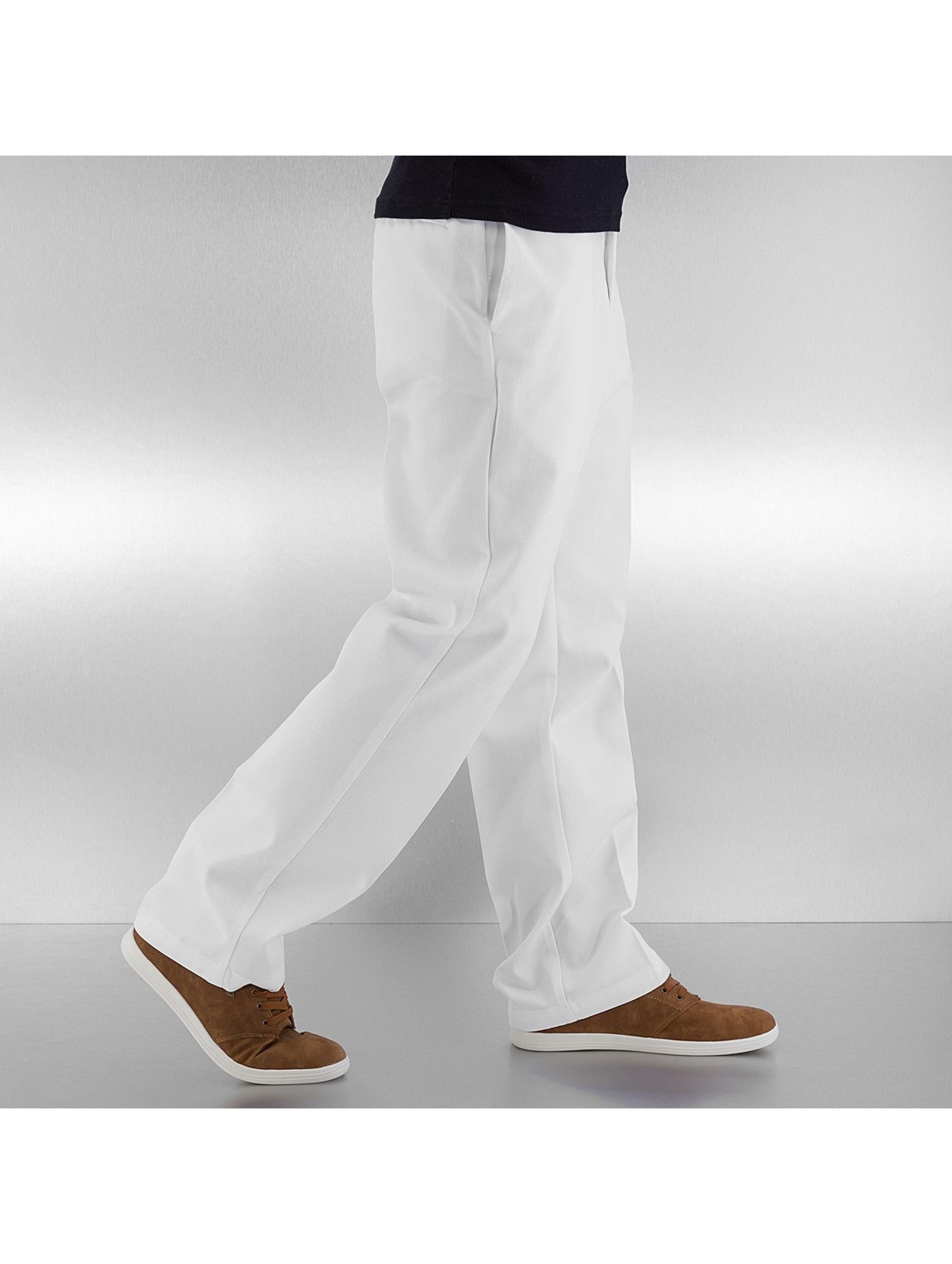 dickies original 874 work blanc homme pantalon chino 132886. Black Bedroom Furniture Sets. Home Design Ideas