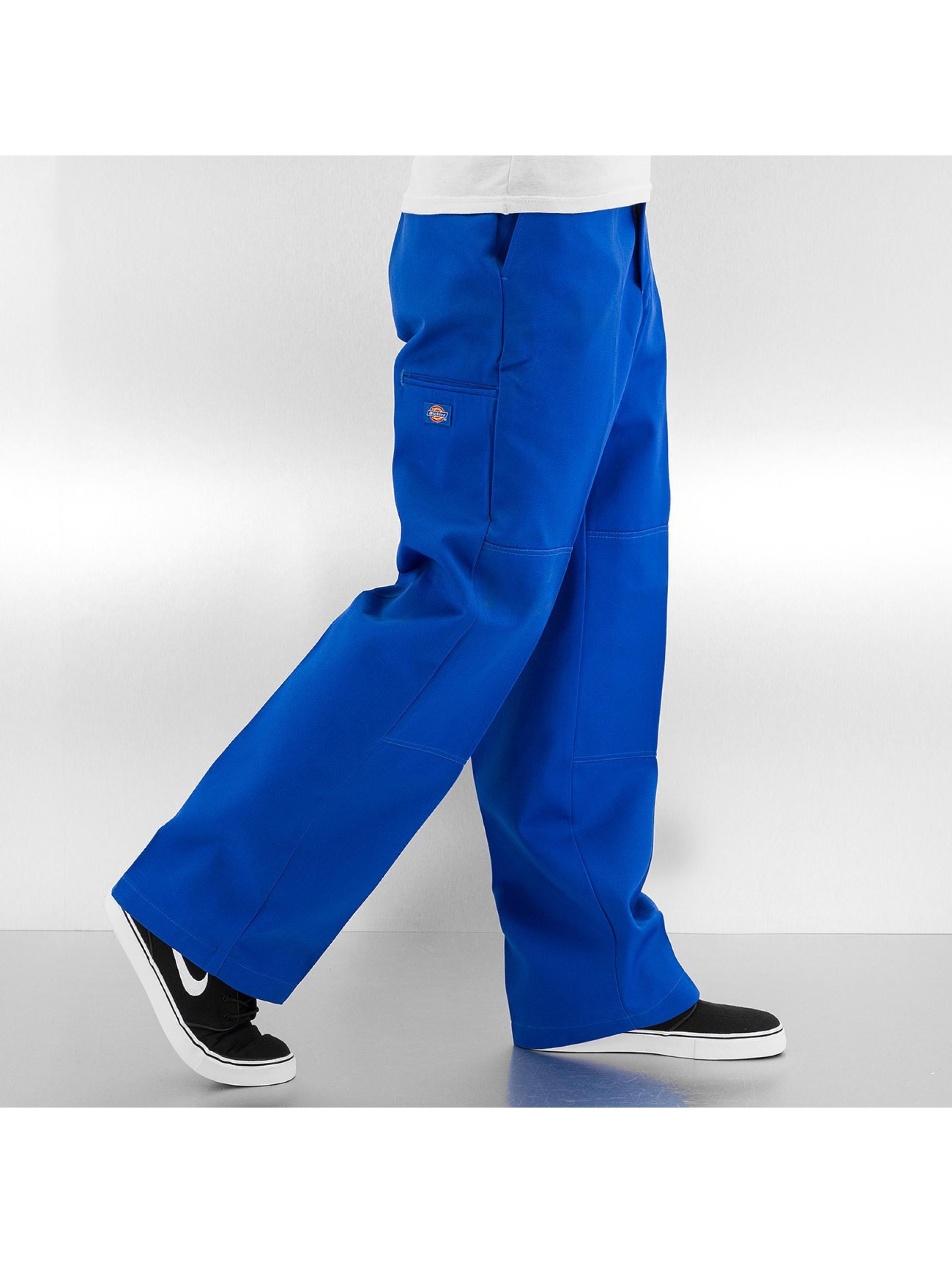 Dickies Pantalon chino Double Knee Work bleu