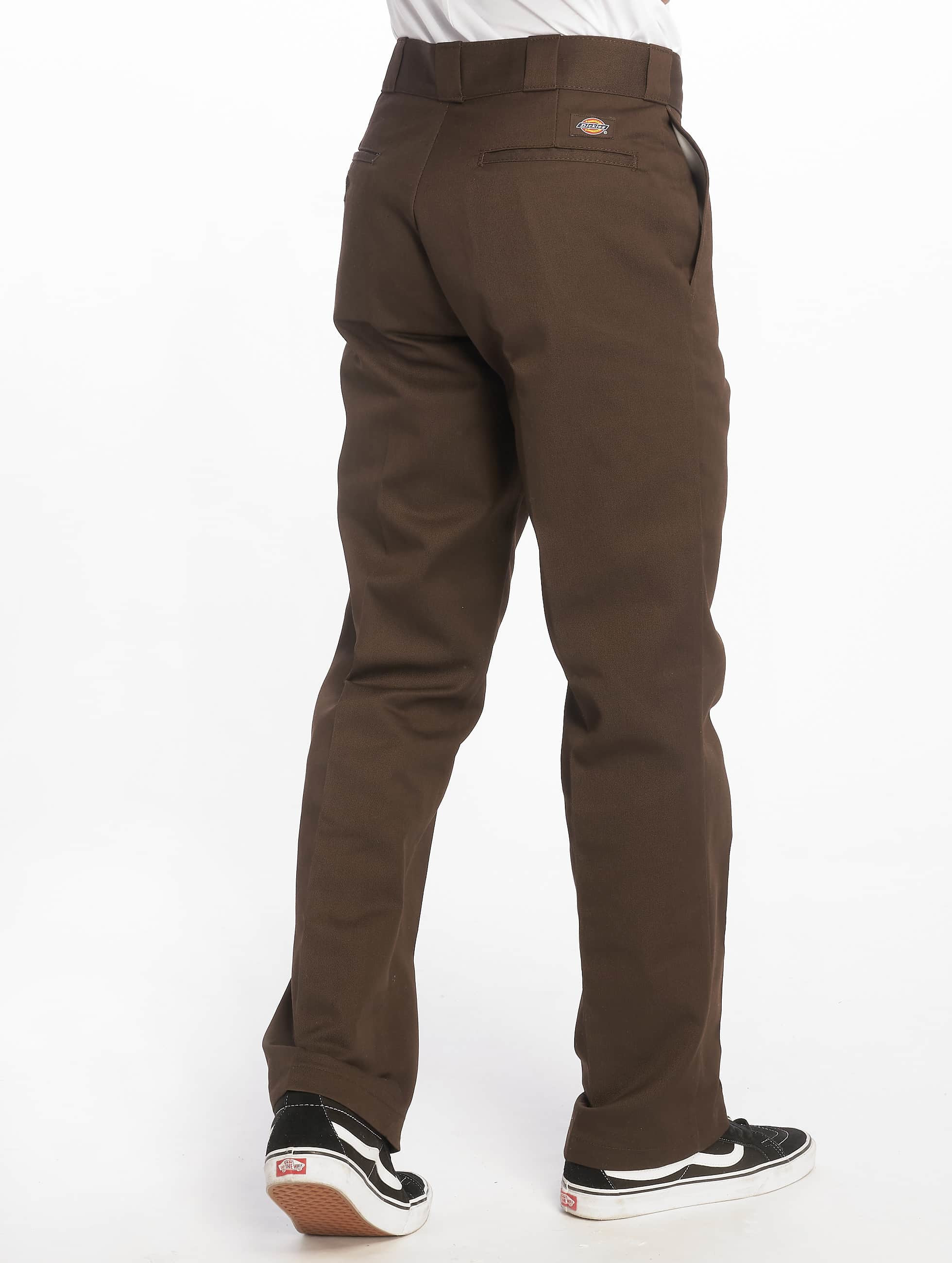 Dickies Pantalon chino Original 874 Work brun
