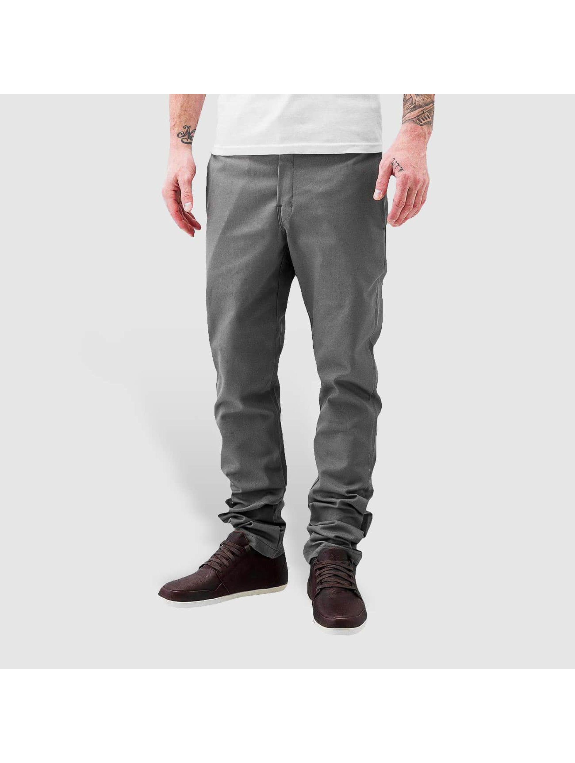 Dickies Pantalon chino Slim Skinny Work gris