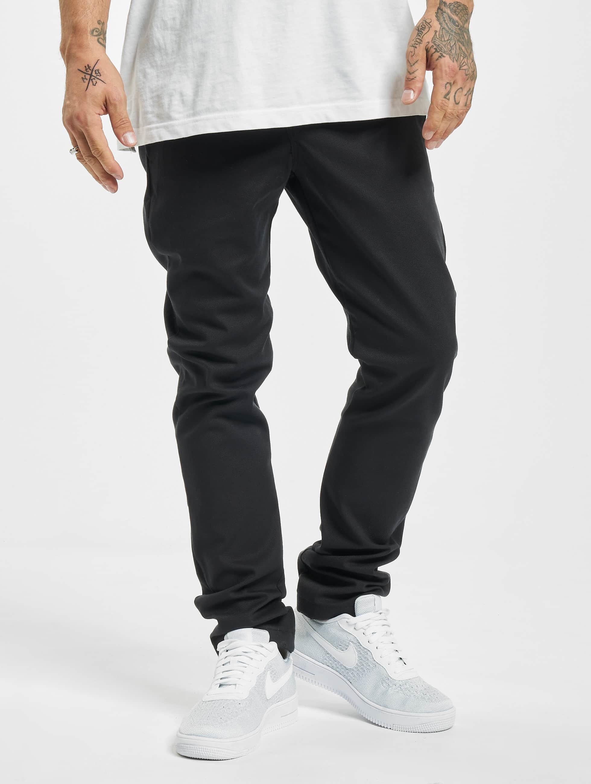 Dickies Pantalon chino Slim Skinny Work noir