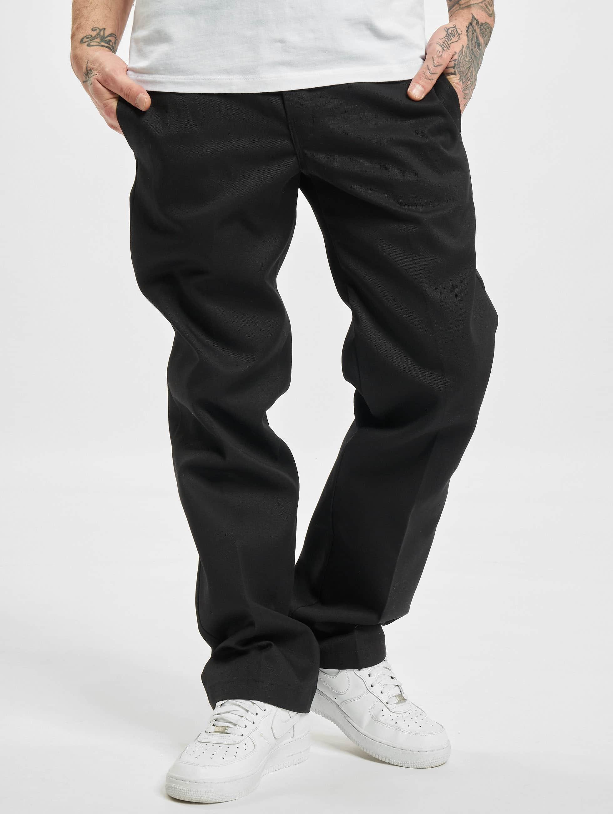 Dickies Pantalon chino Slim Straight Work noir