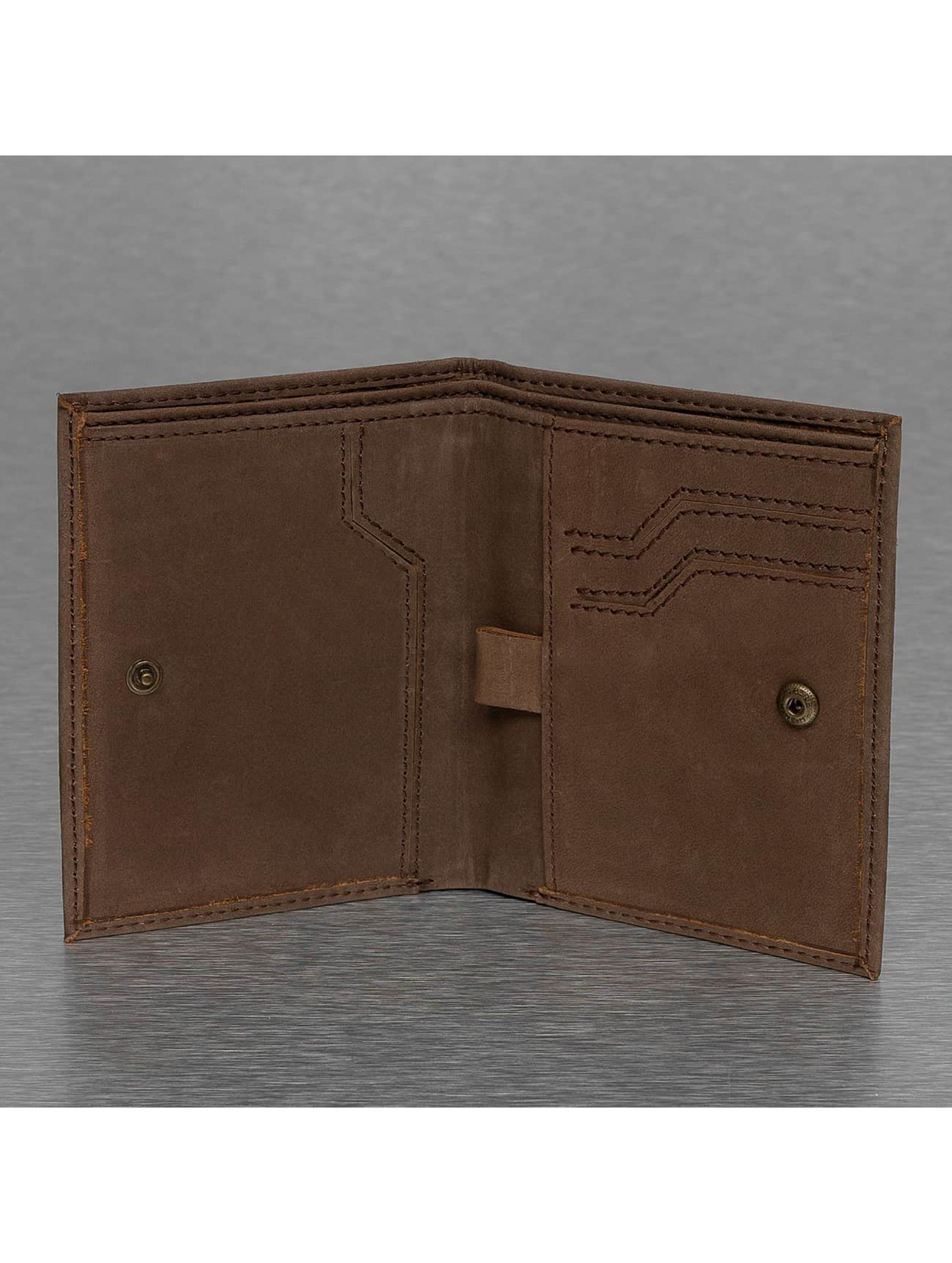 Dickies Peňaženky Ridgeville hnedá
