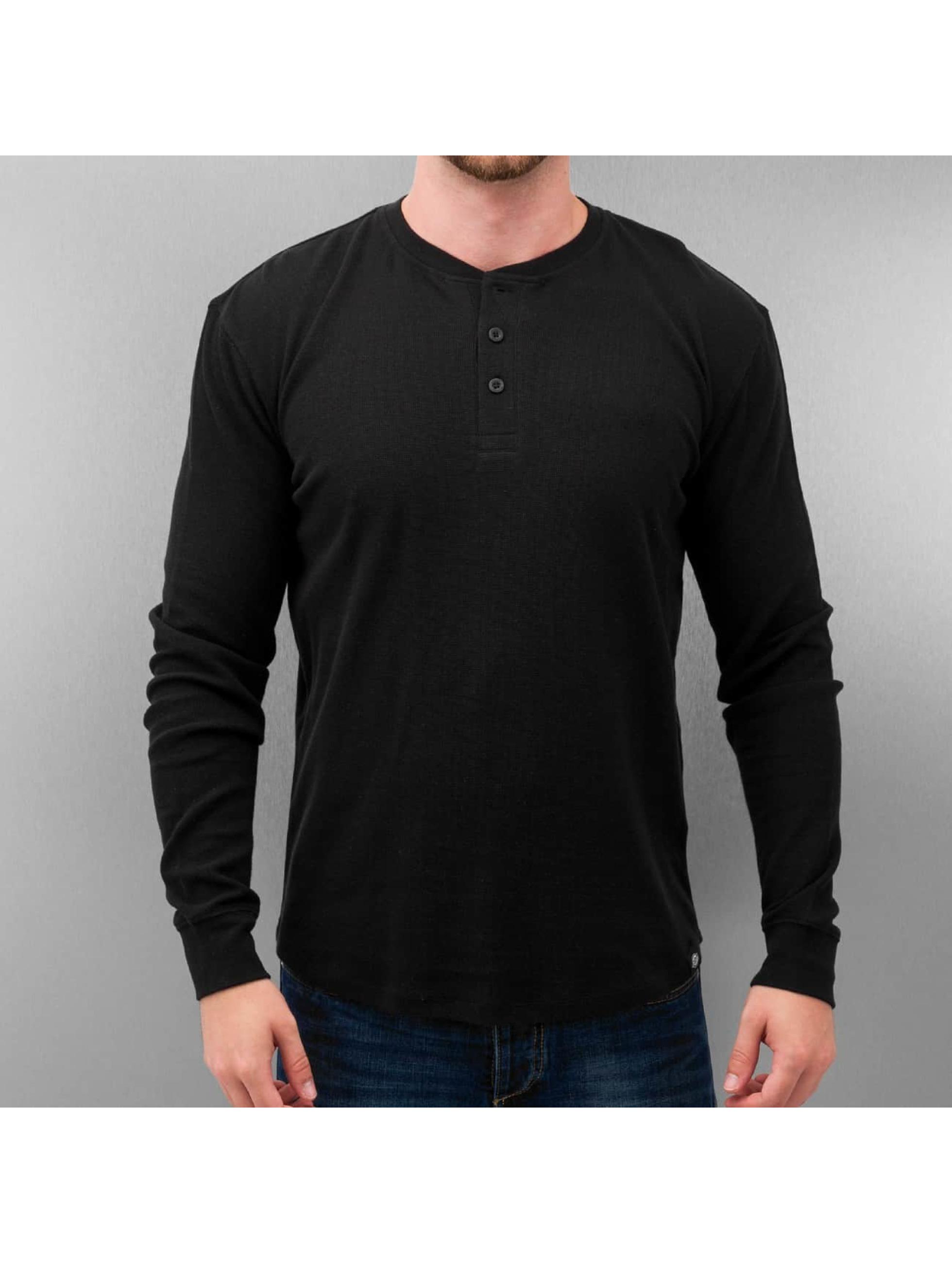 Dickies Pitkähihaiset paidat Lowell musta