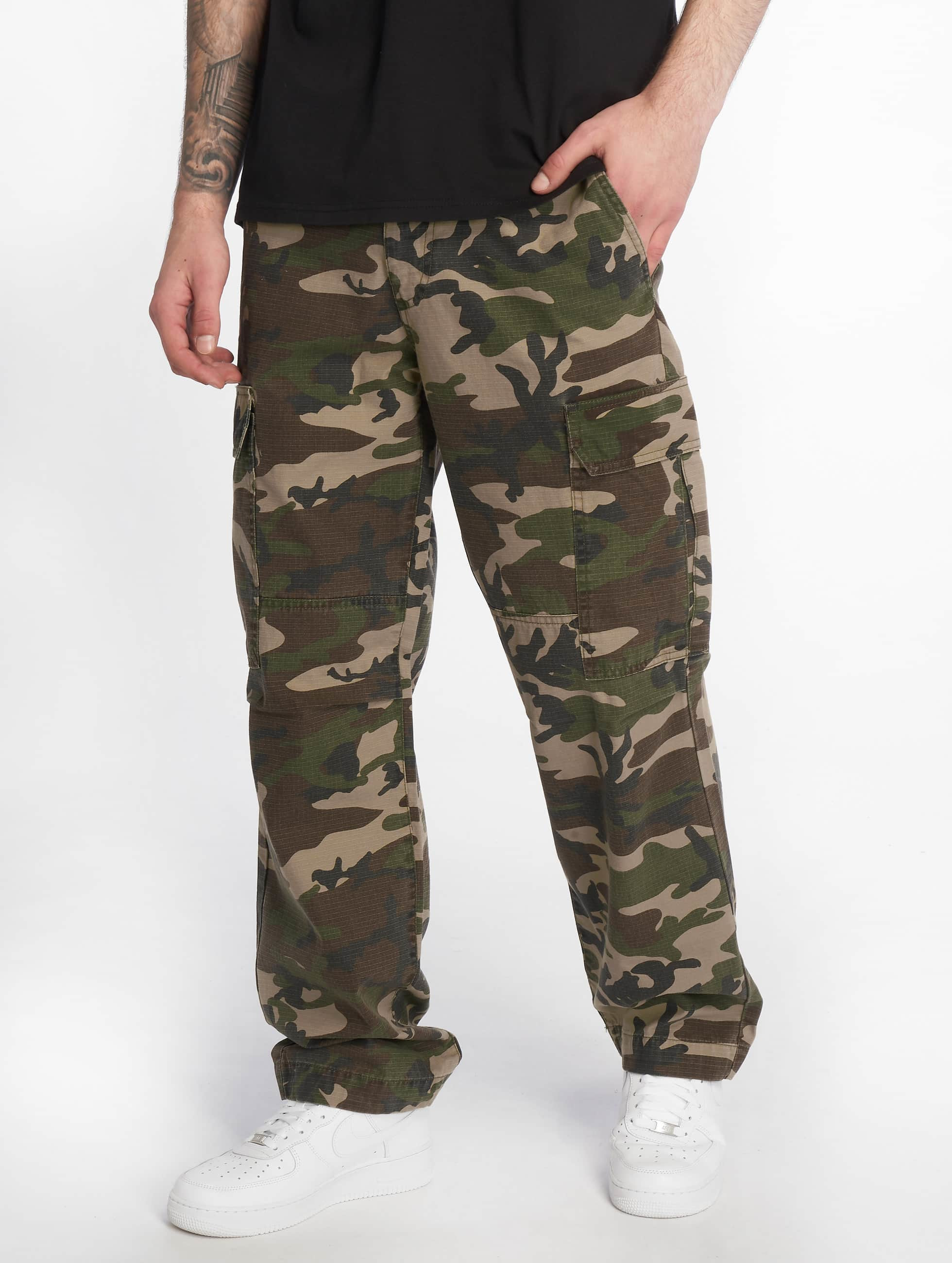 Dickies Reisitaskuhousut New York camouflage