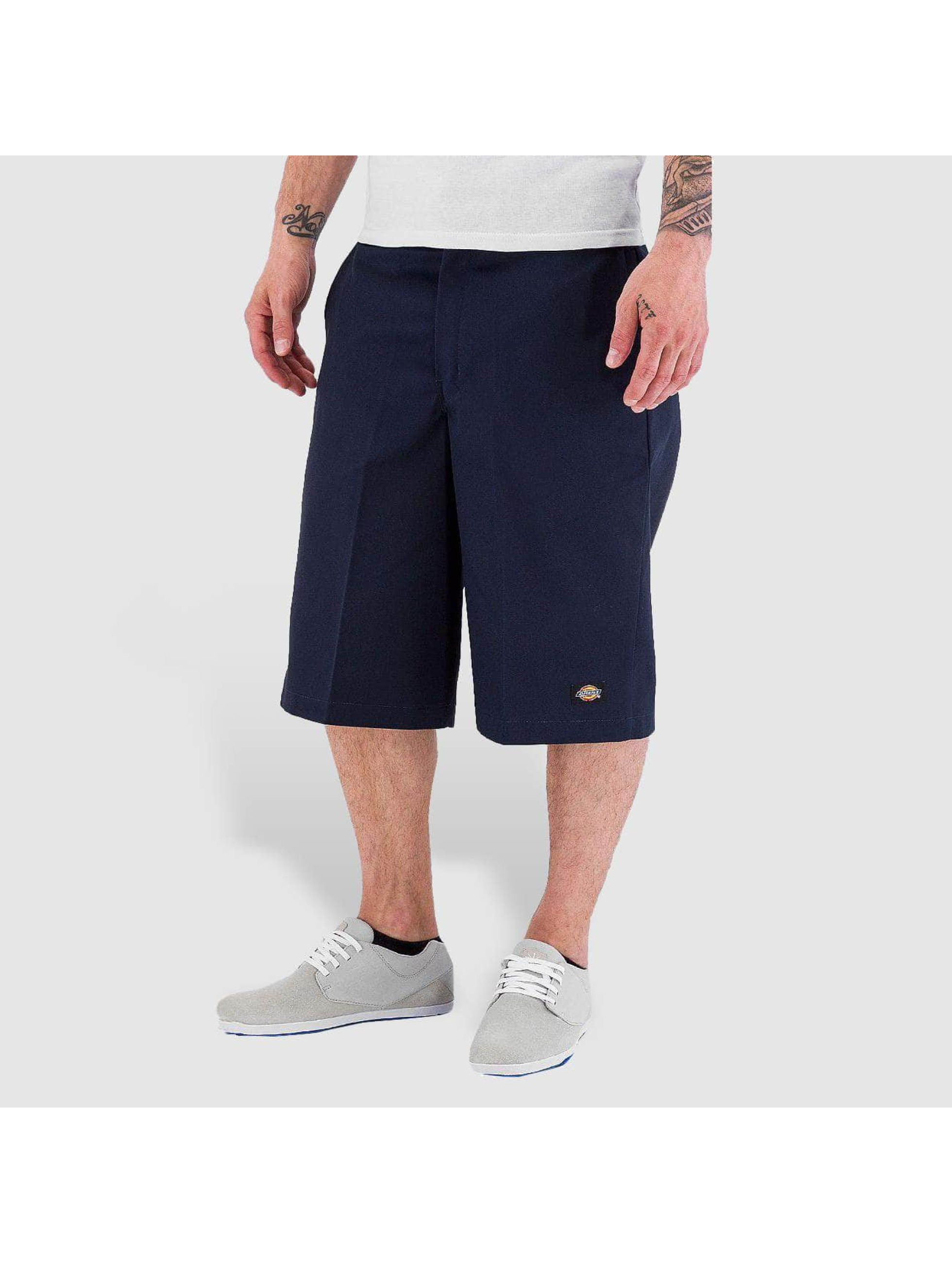 Dickies Short Multi-Use Pocket Work bleu