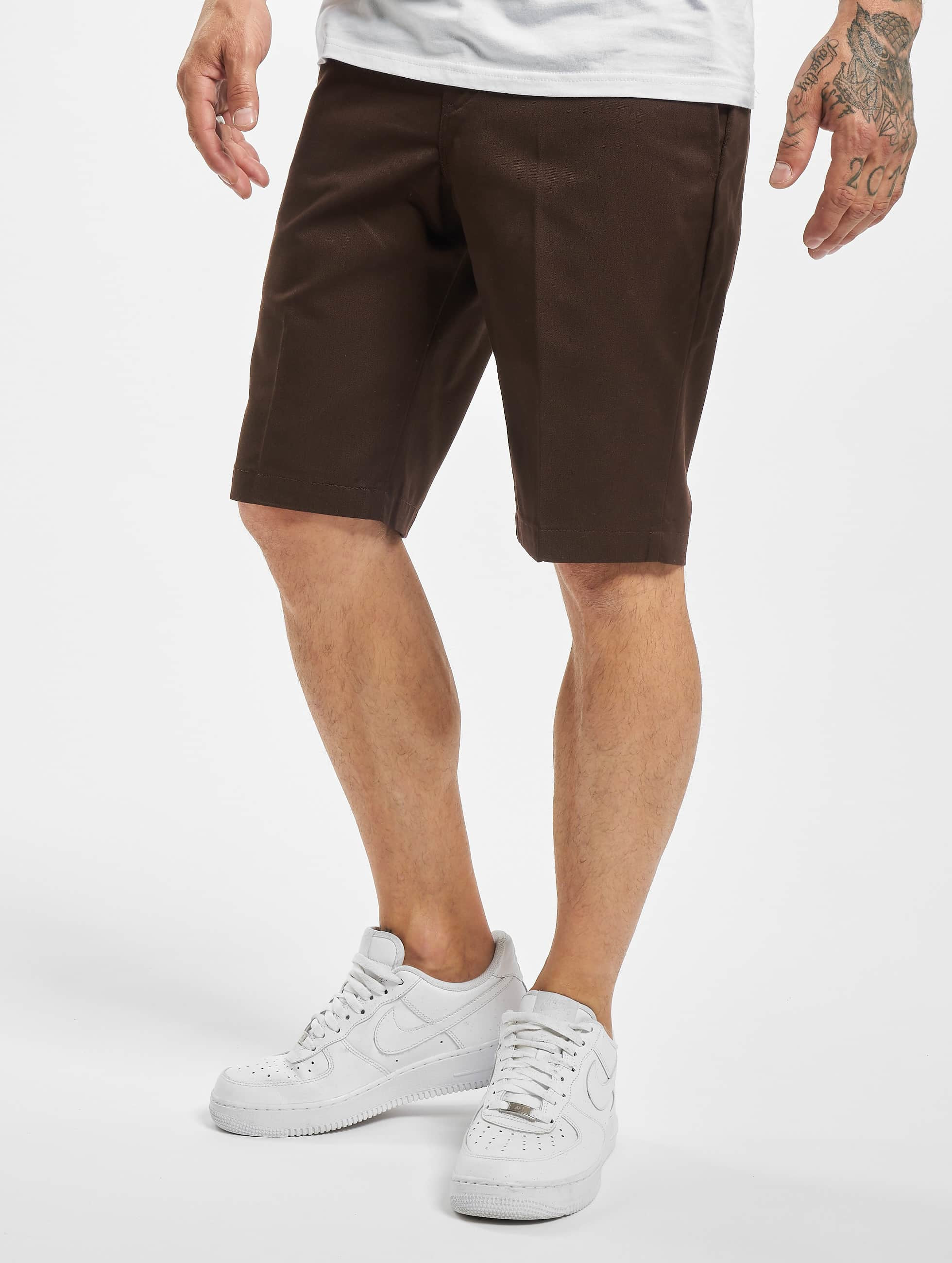 Dickies Short Industrial Work brun