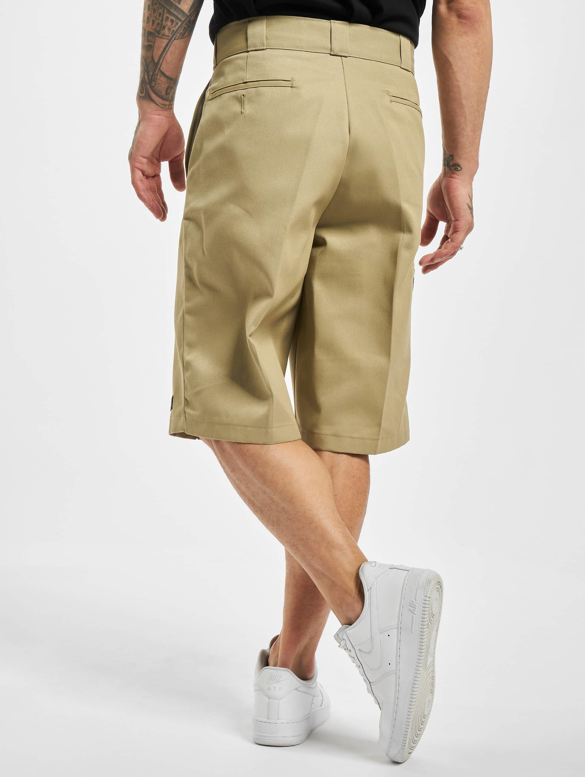 "Dickies Short ""13"""" Multi-Use Pocket Work"" kaki"