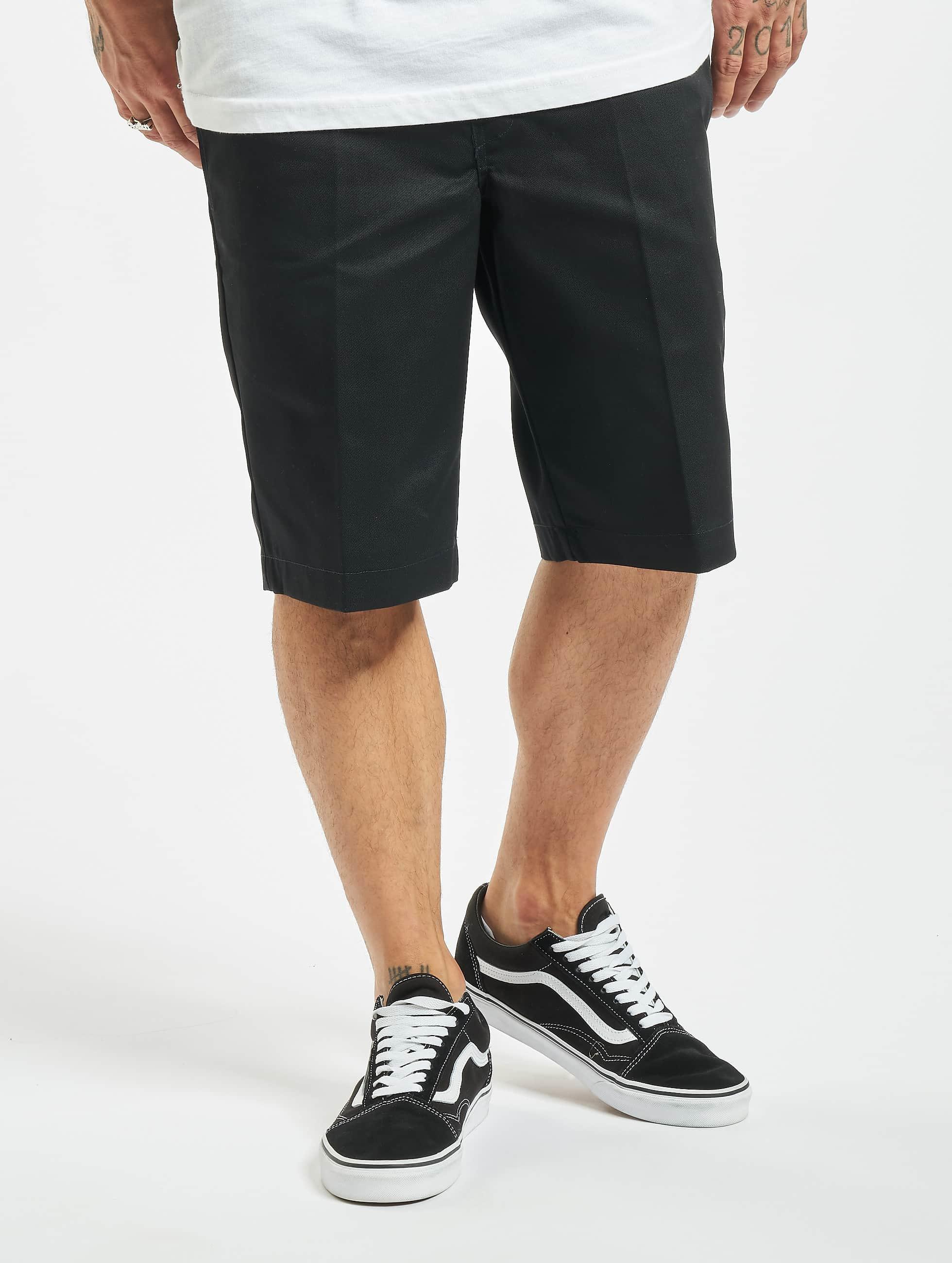 Dickies Short Slim Straight Work noir