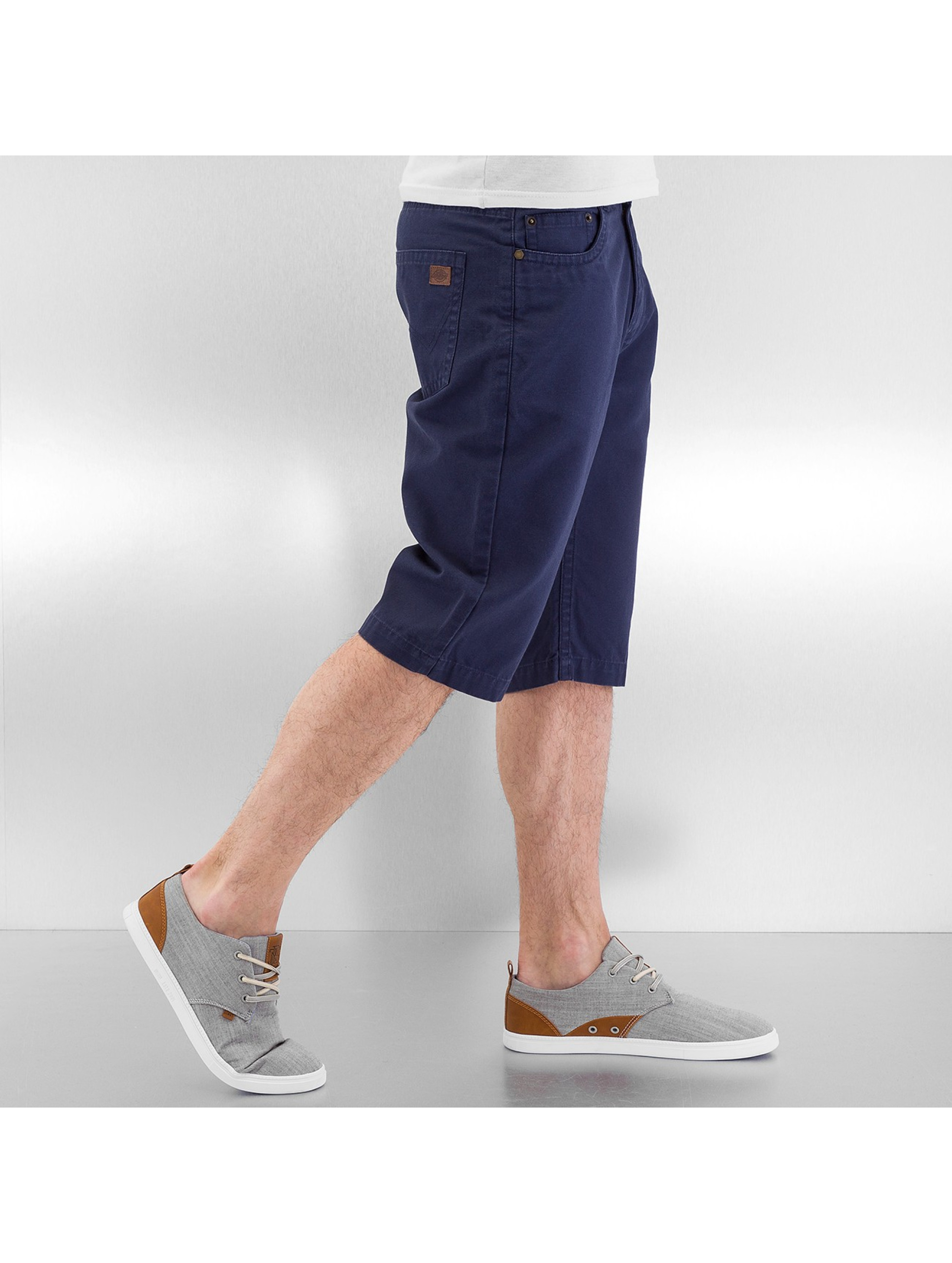 Dickies Shorts Alamo blau