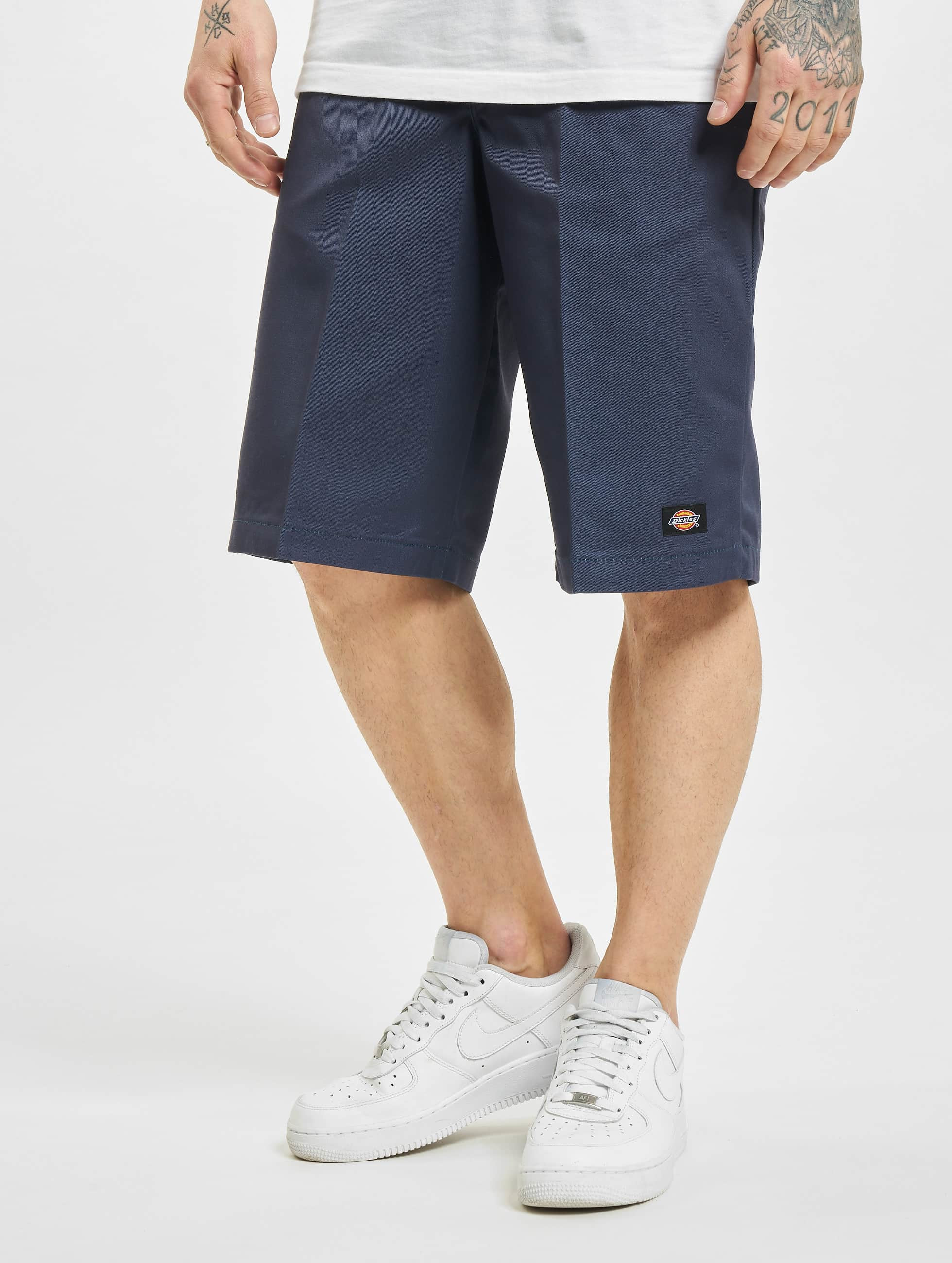 "Dickies Shorts ""13"""" Multi-Use Pocket Work"" blau"