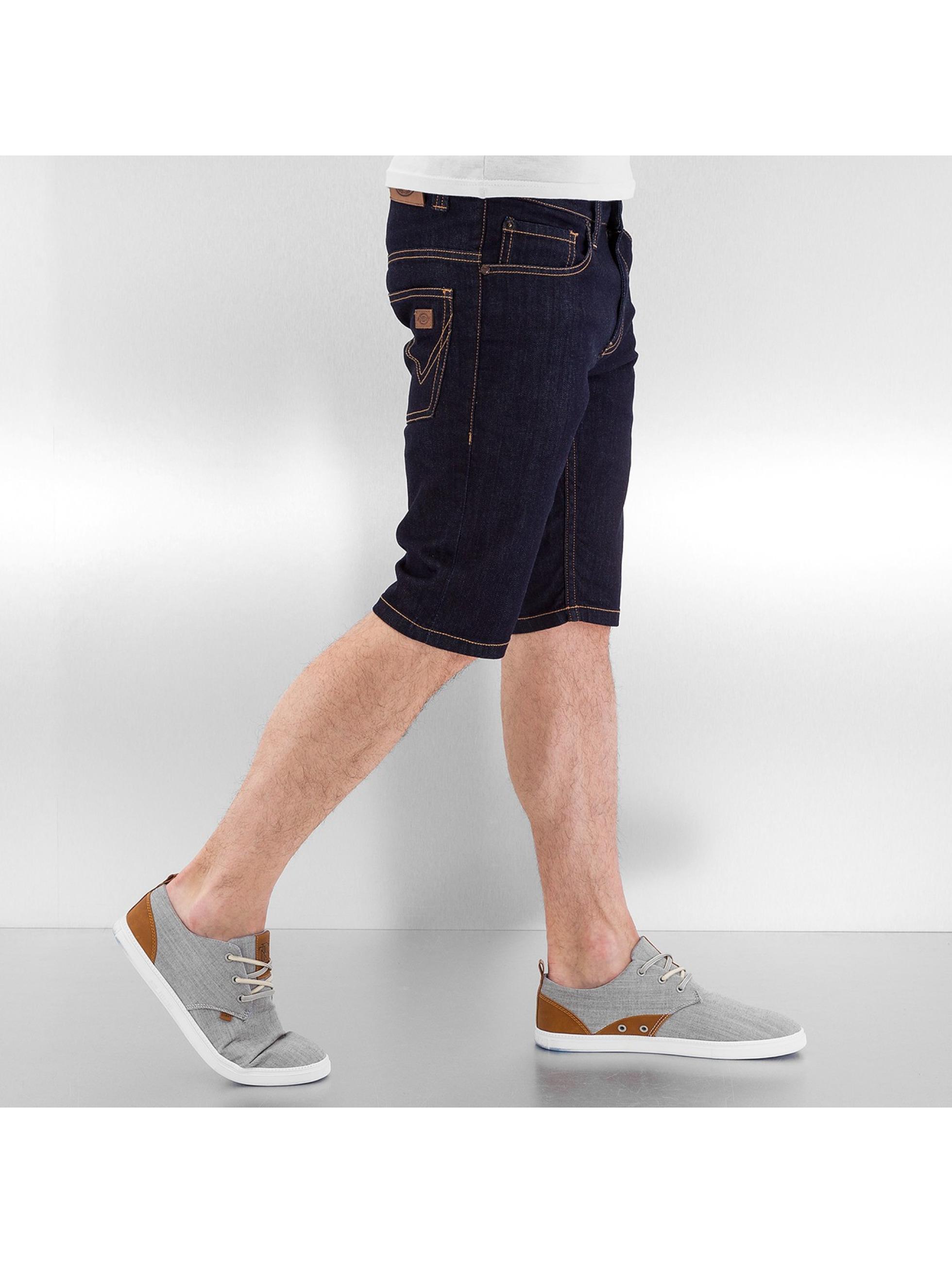 Dickies shorts Louisiana blauw
