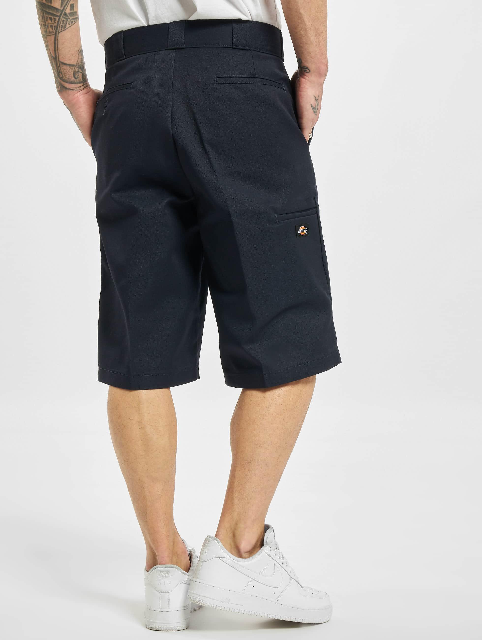 Dickies shorts 13\ Multi-Use Pocket Work blauw