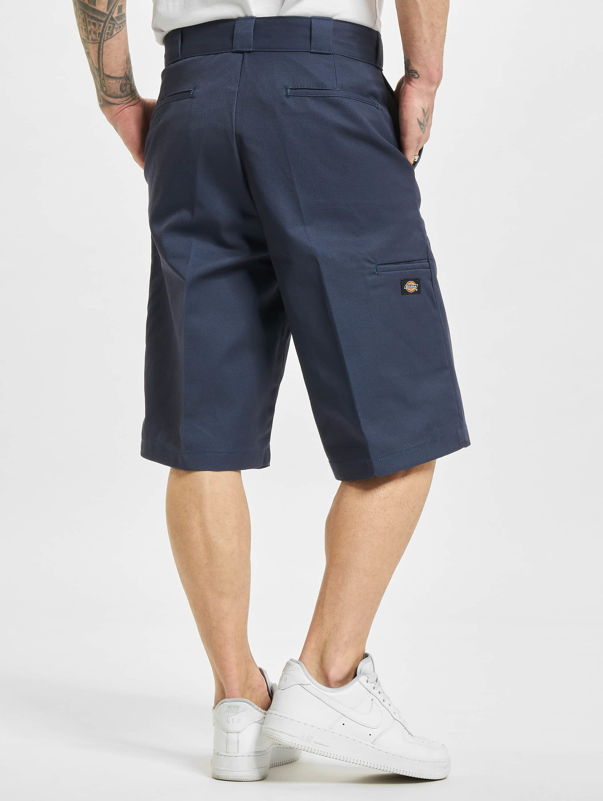 "Dickies shorts ""13"""" Multi-Use Pocket Work"" blauw"