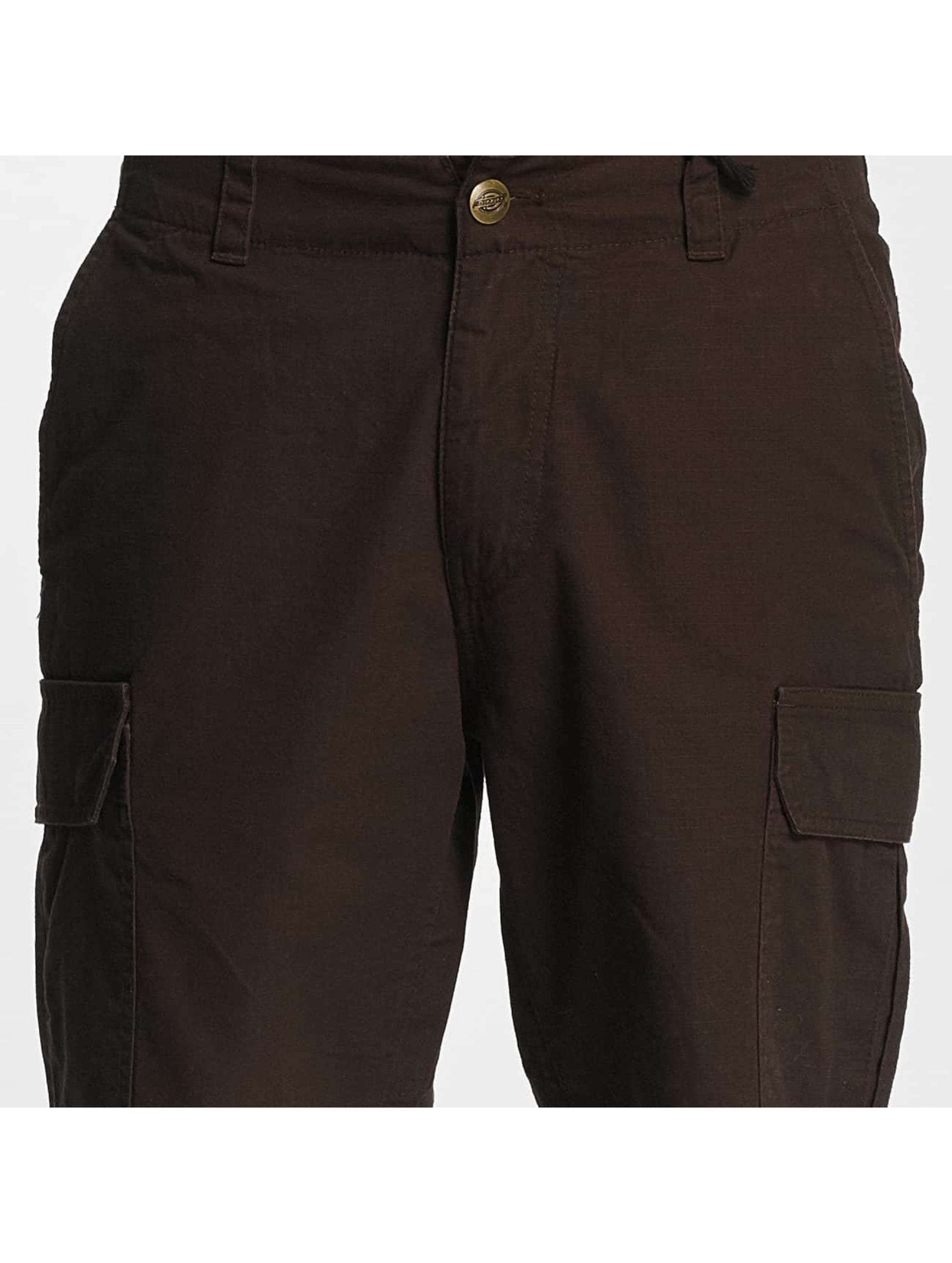 Dickies Shorts New York braun