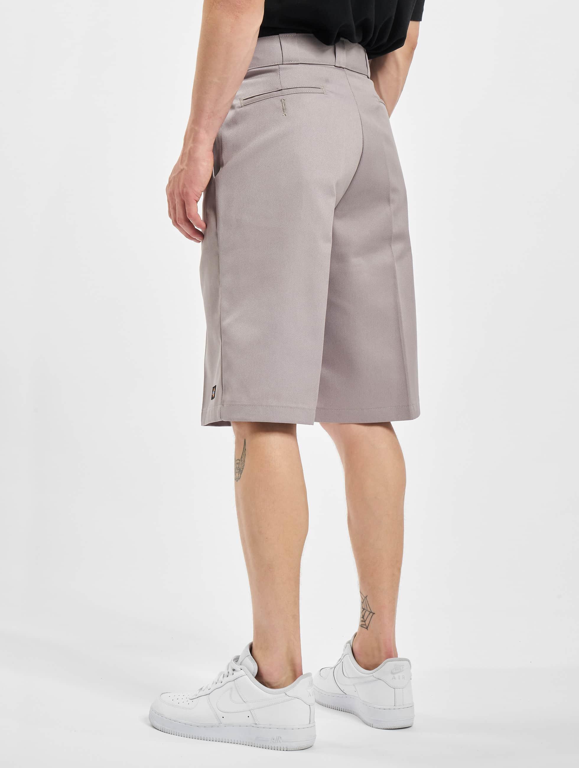 "Dickies shorts ""13"""" Multi-Use Pocket Work"" grijs"