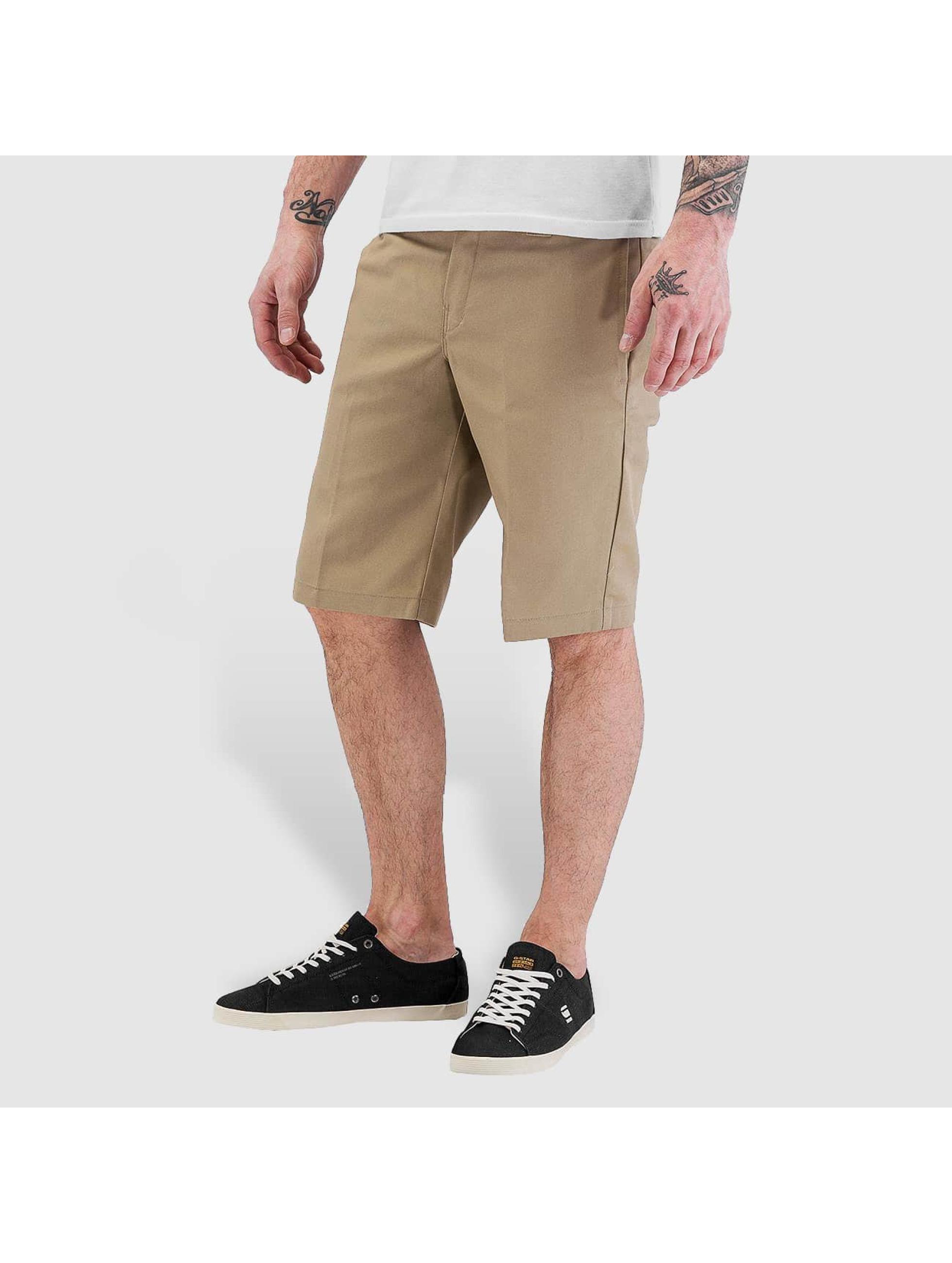 Dickies Shorts Slim Straight Work khaki