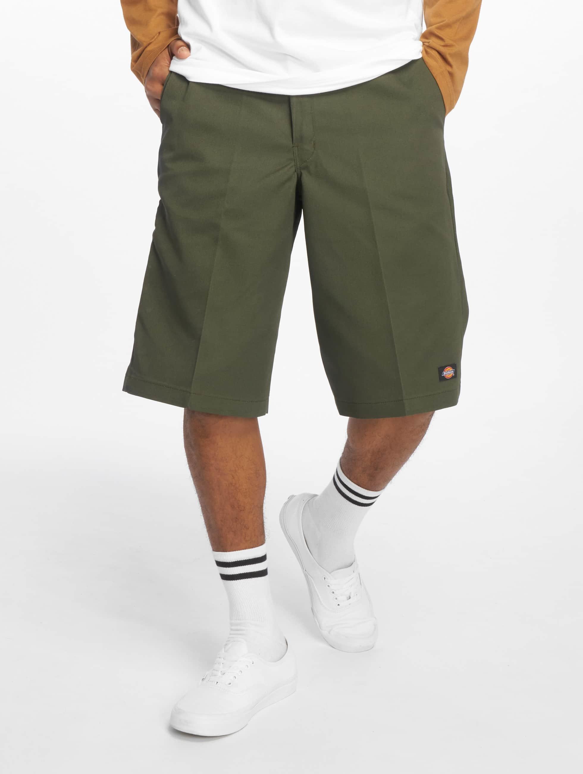 "Dickies Shorts ""13"""" Multi-Use Pocket Work"" olive"