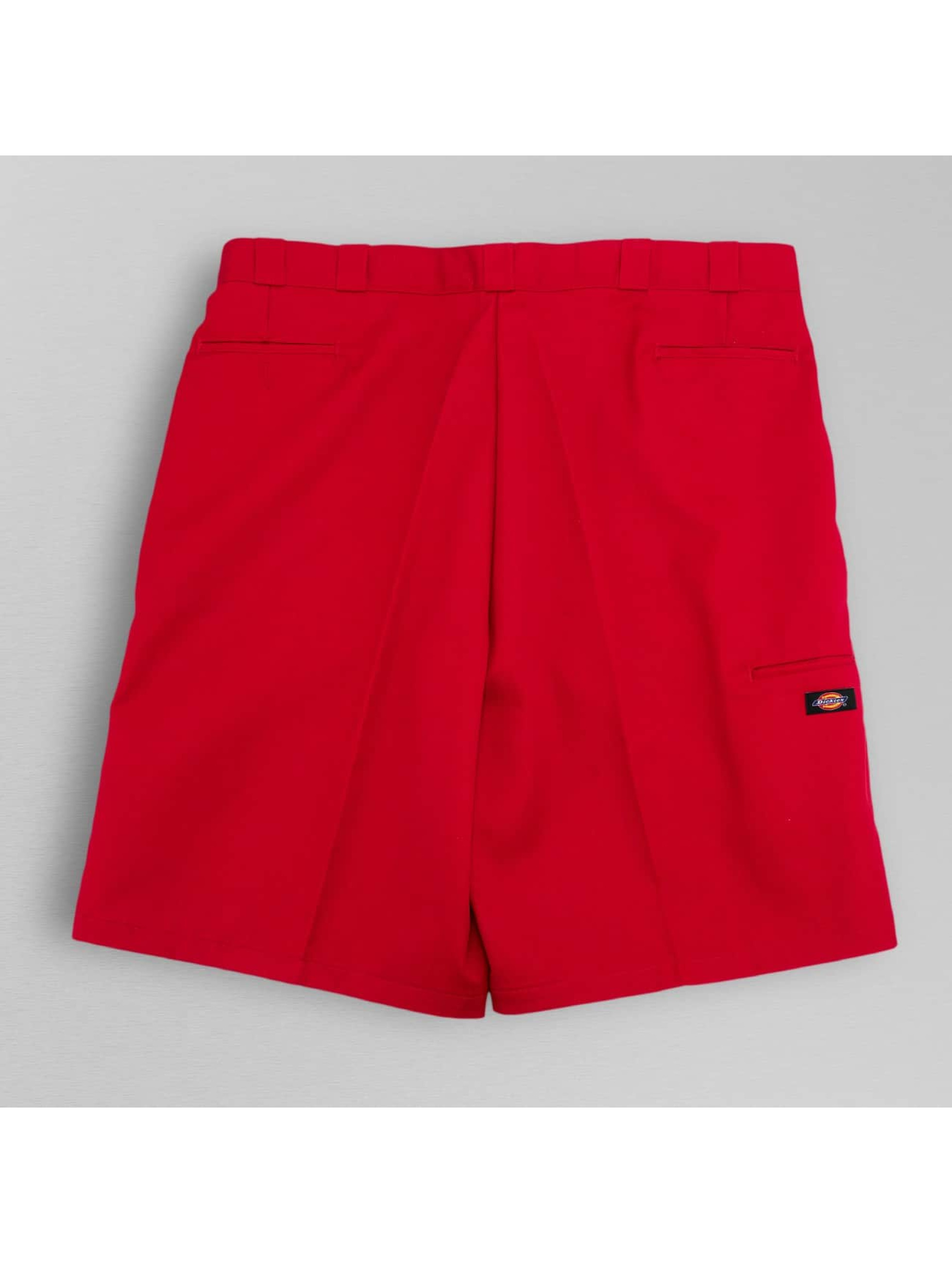 Dickies shorts 13 Multi-Use Pocket Work rood