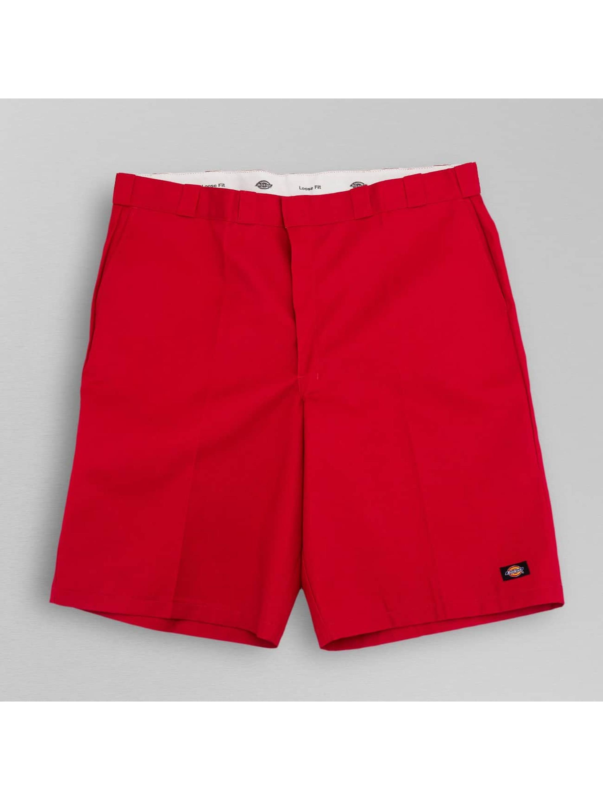 Dickies Shorts 13 Multi-Use Pocket Work rot