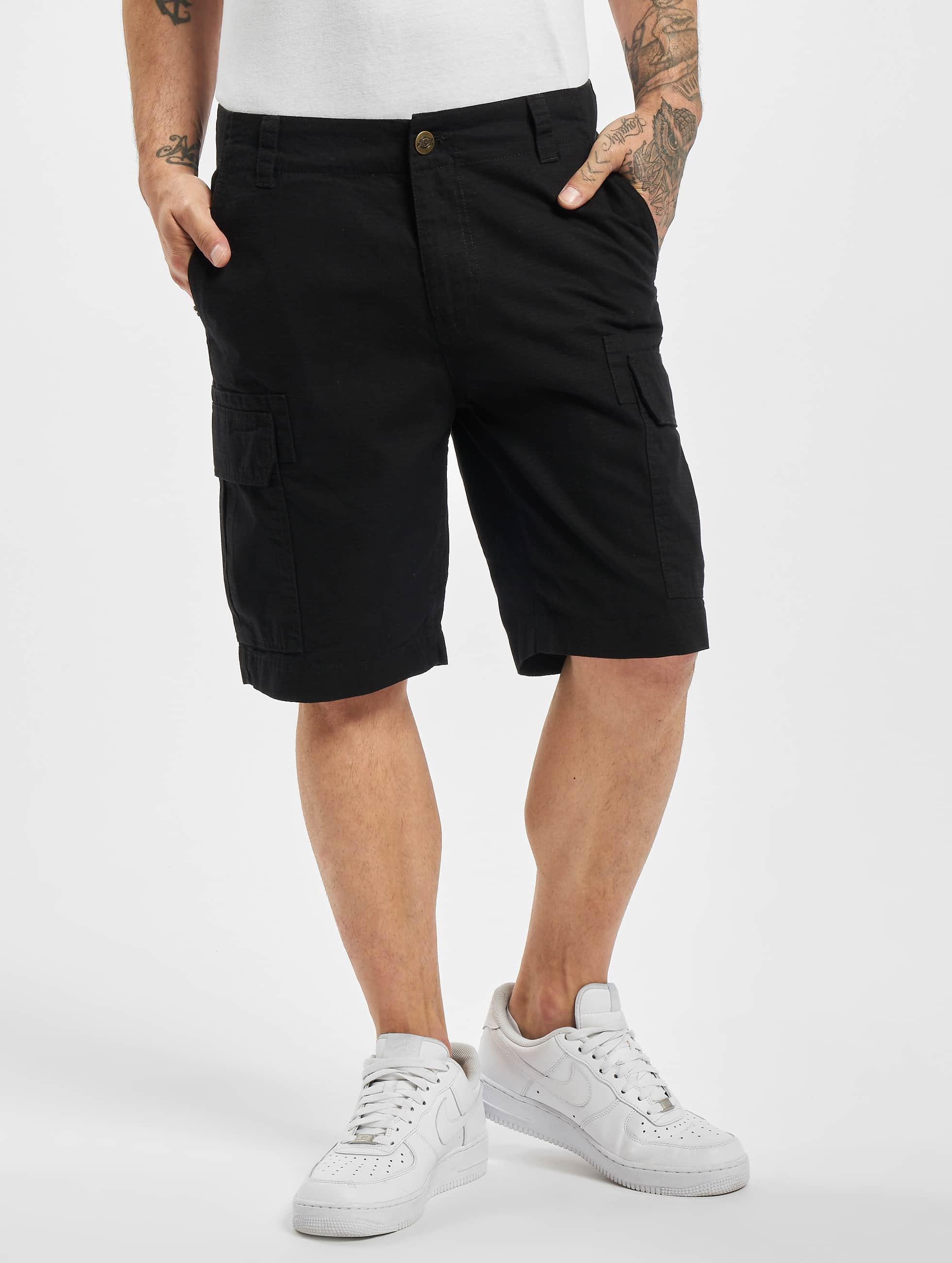 Dickies Shorts New York schwarz