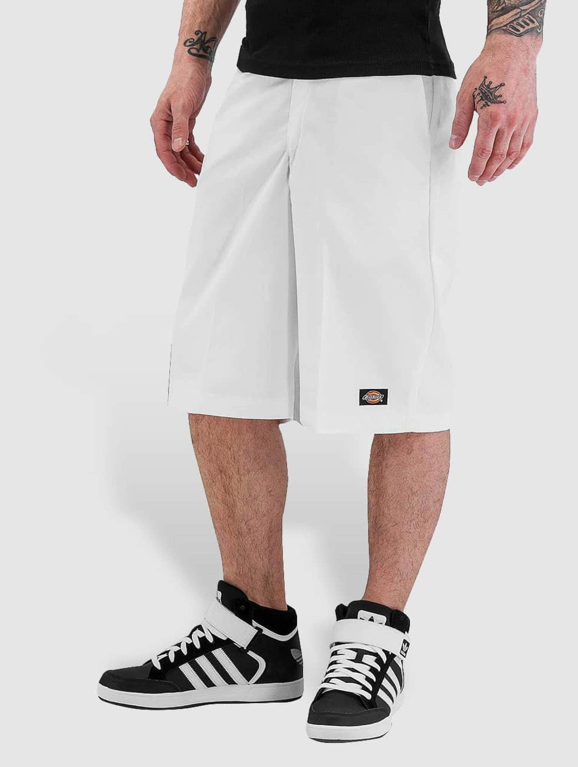 Dickies Shorts 13\ Multi-Use Pocket Work weiß