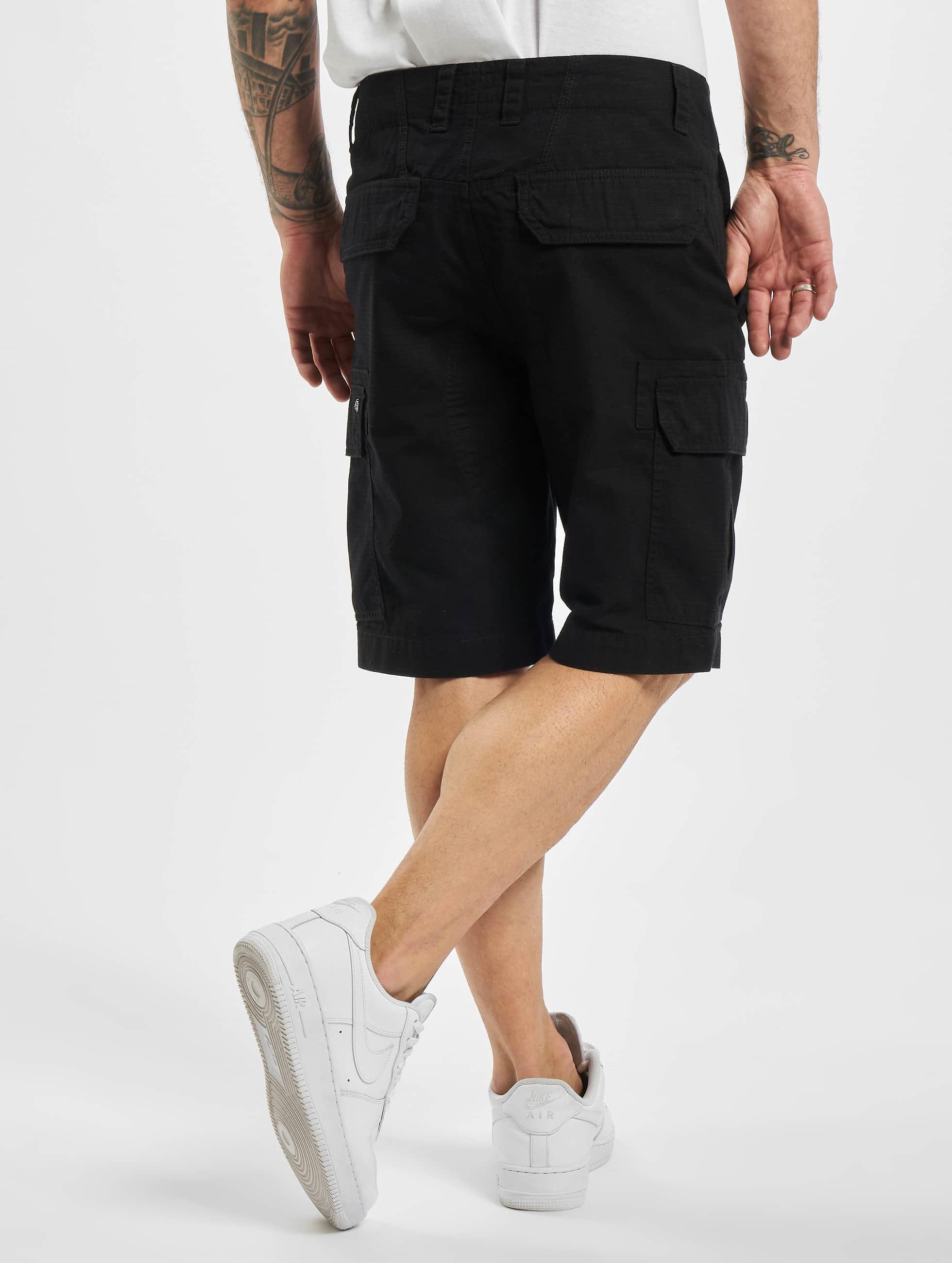 Dickies shorts New York zwart
