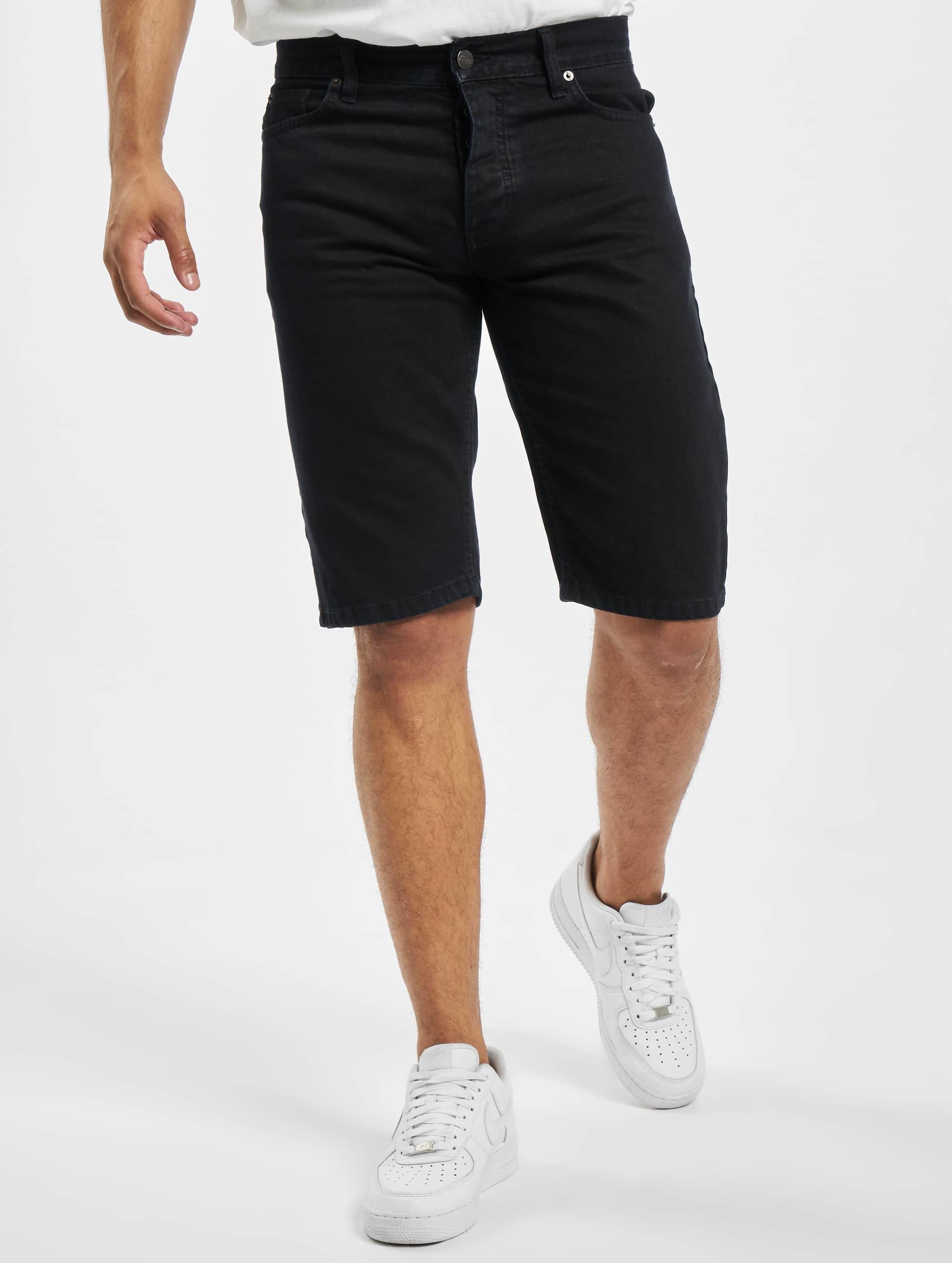 Dickies shorts Michigan zwart