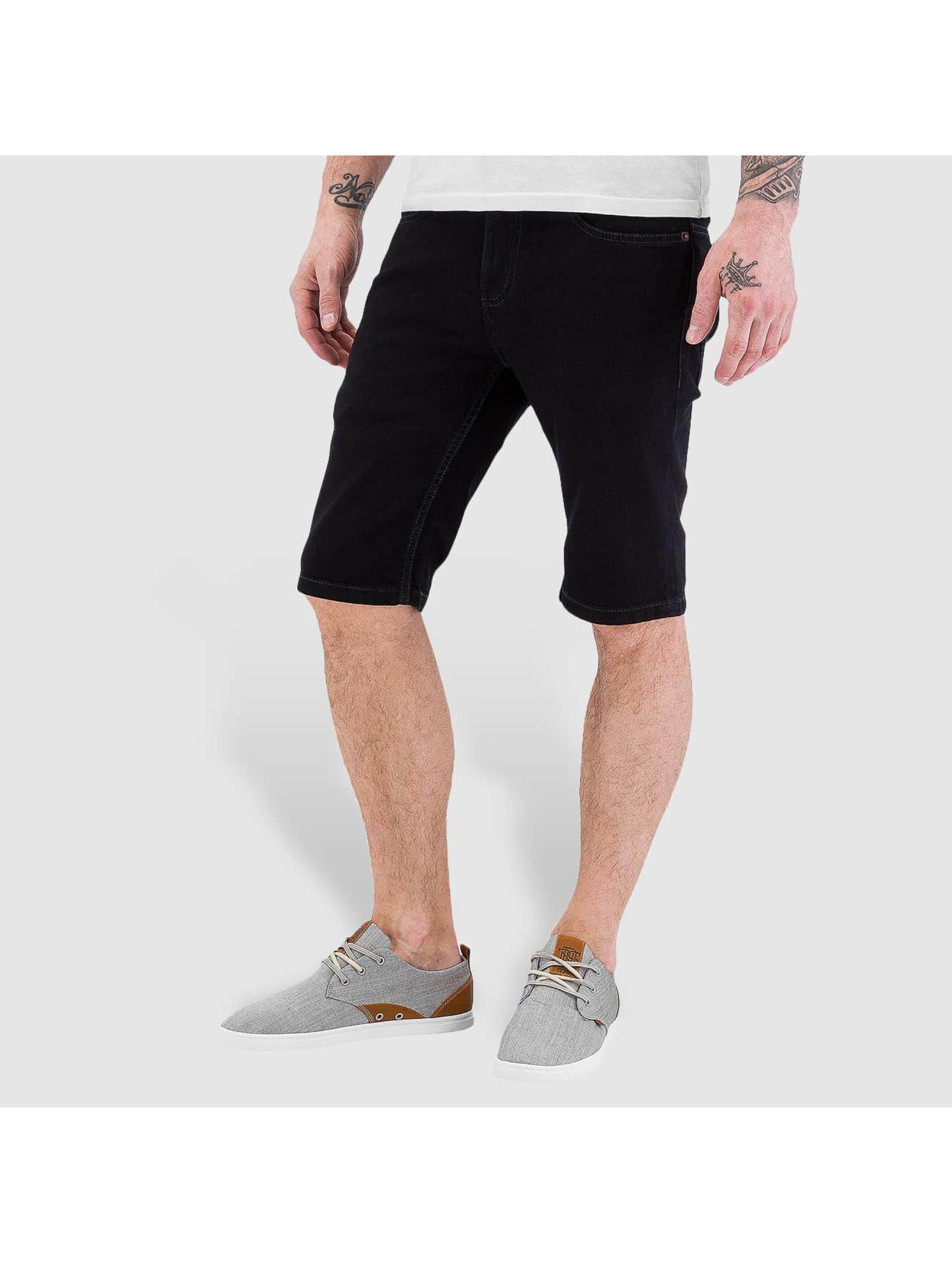 Dickies shorts Louisiana zwart