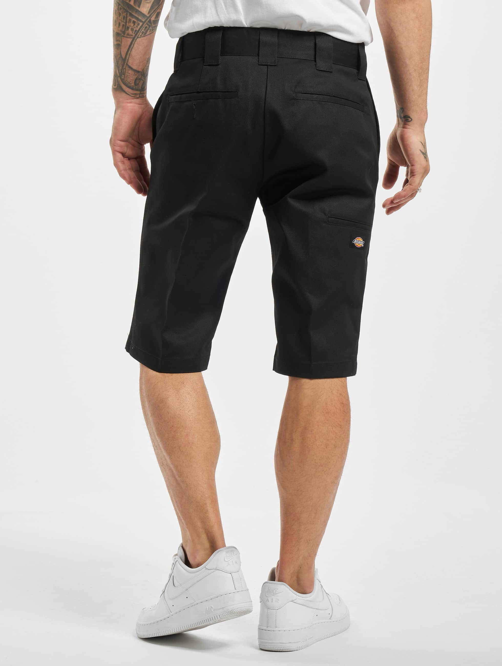 Dickies shorts Slim 13 zwart