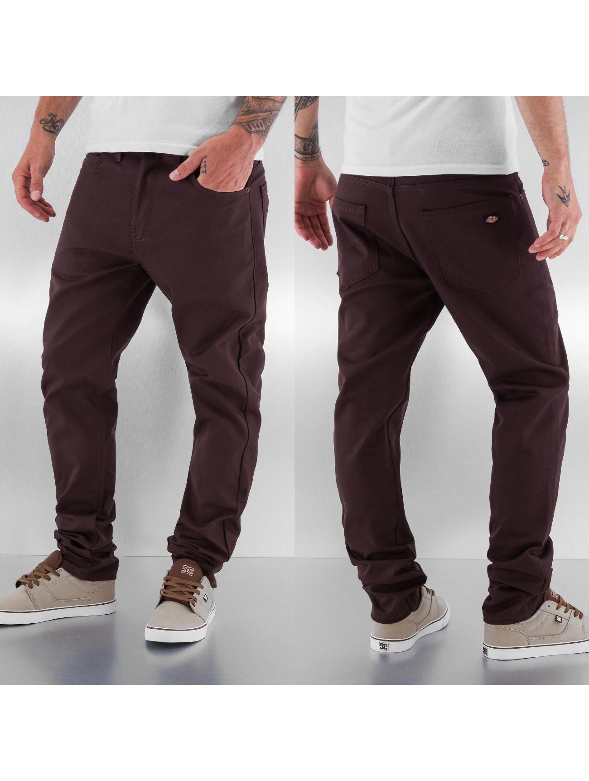 Dickies Skinny Jeans Slim braun