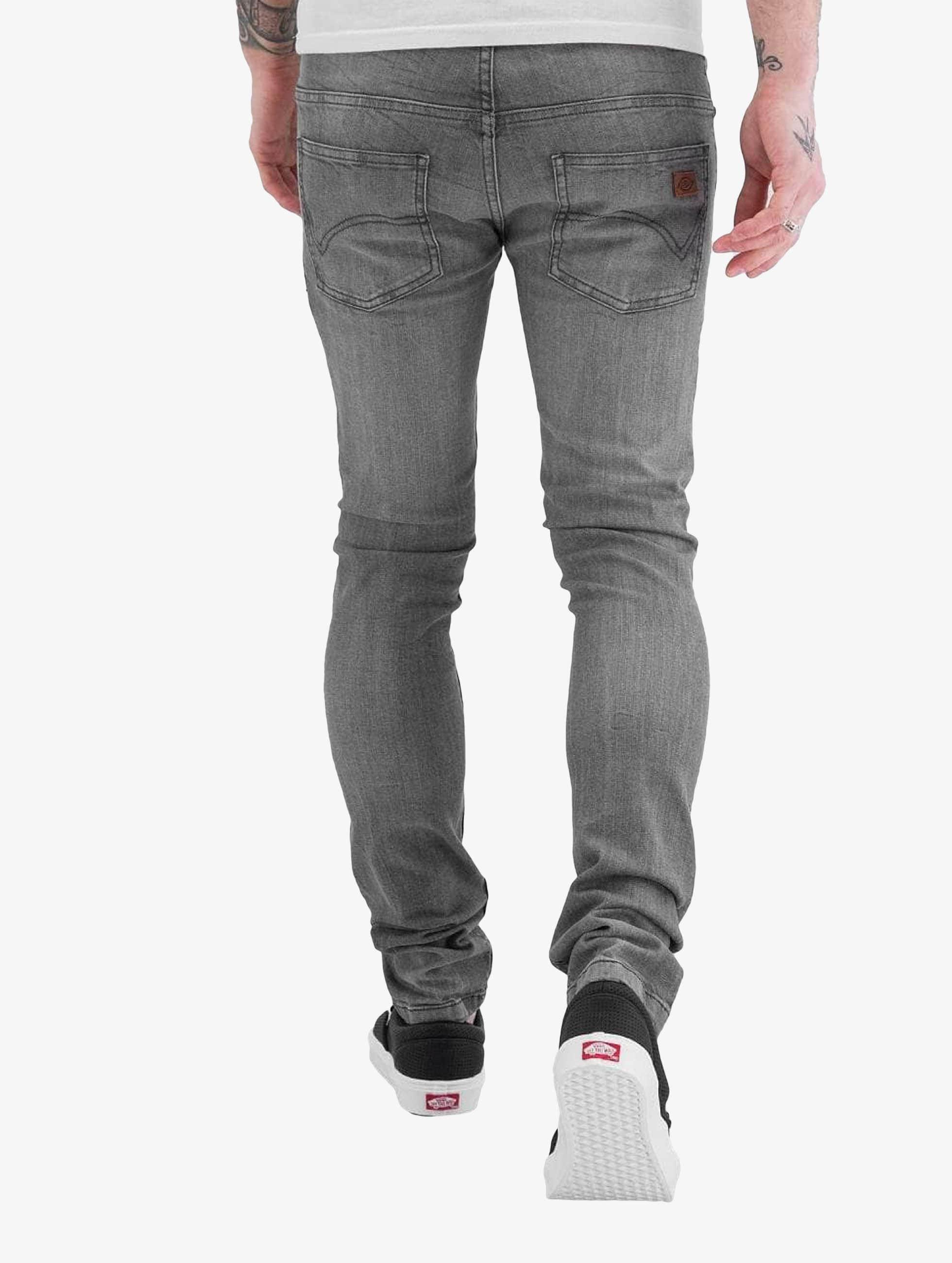 Dickies Skinny Jeans Louisiana grau