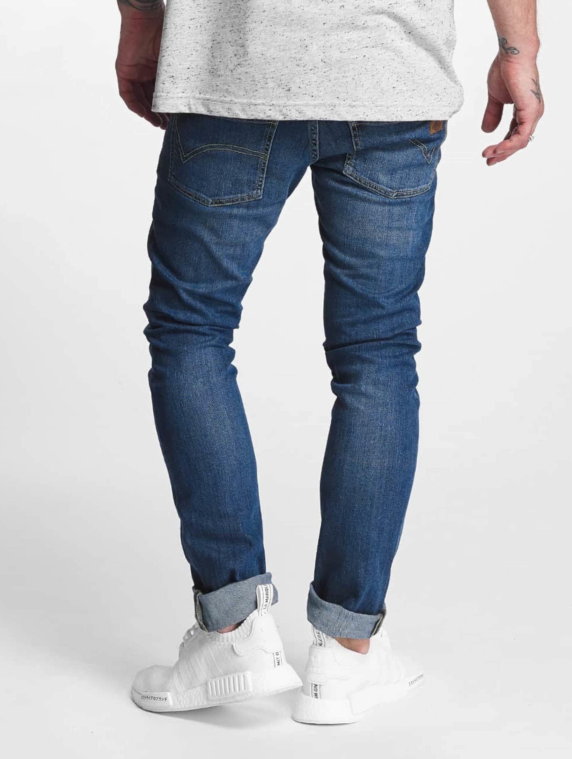 Dickies Slim Fit Jeans Louisiana синий