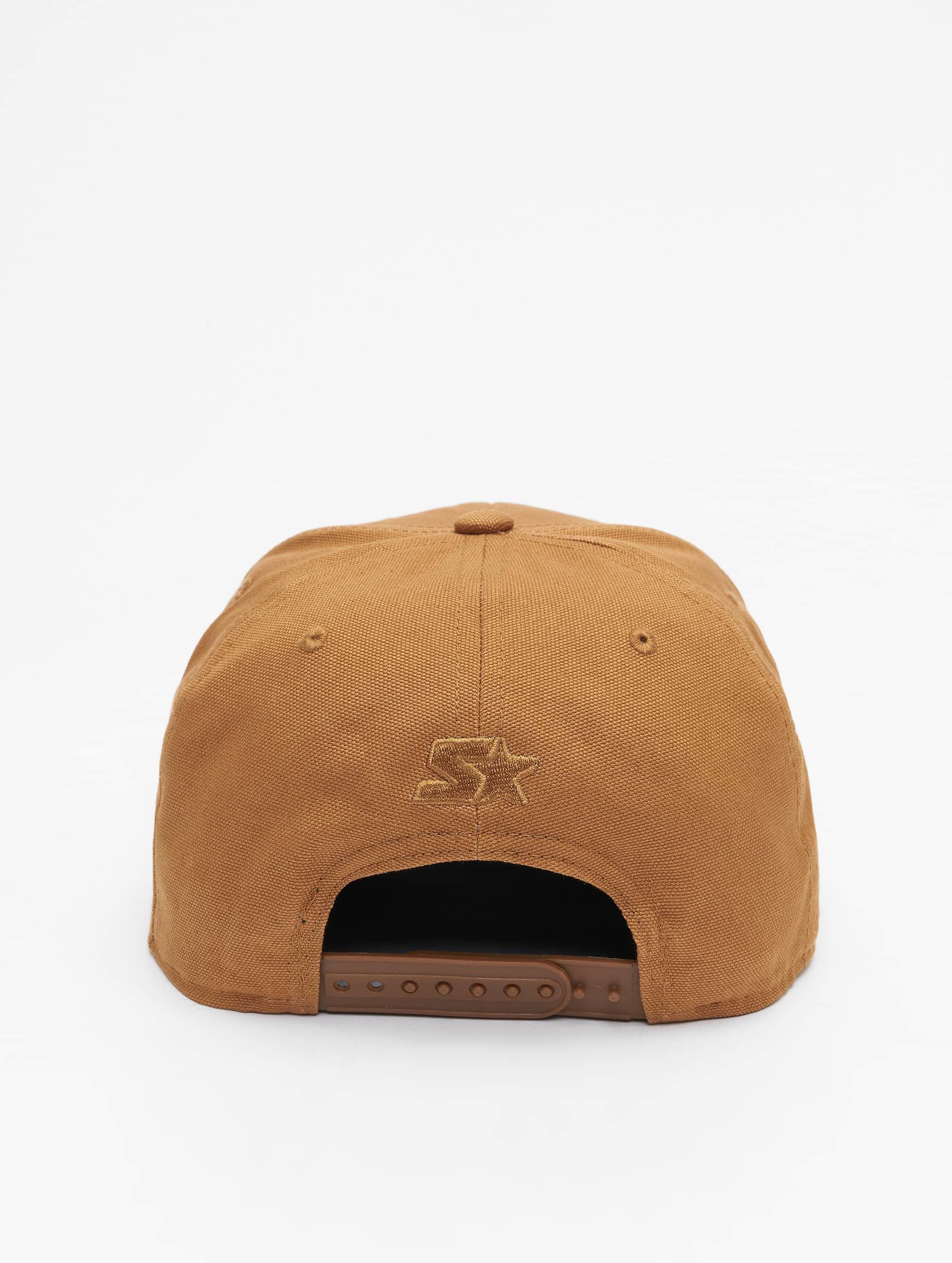 Dickies Snapback Caps Minnesota ruskea