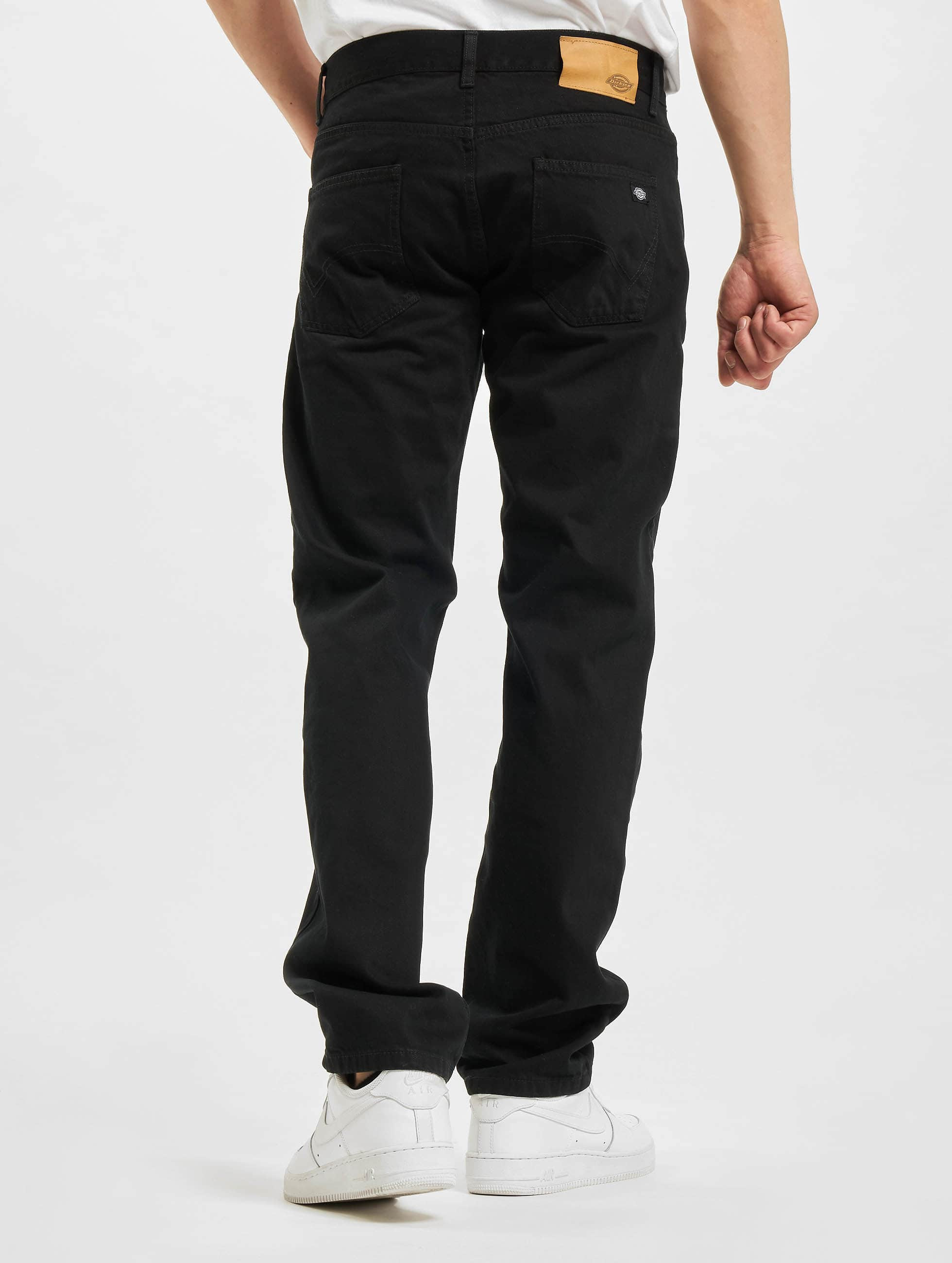Dickies Straight Fit farkut Michigan musta