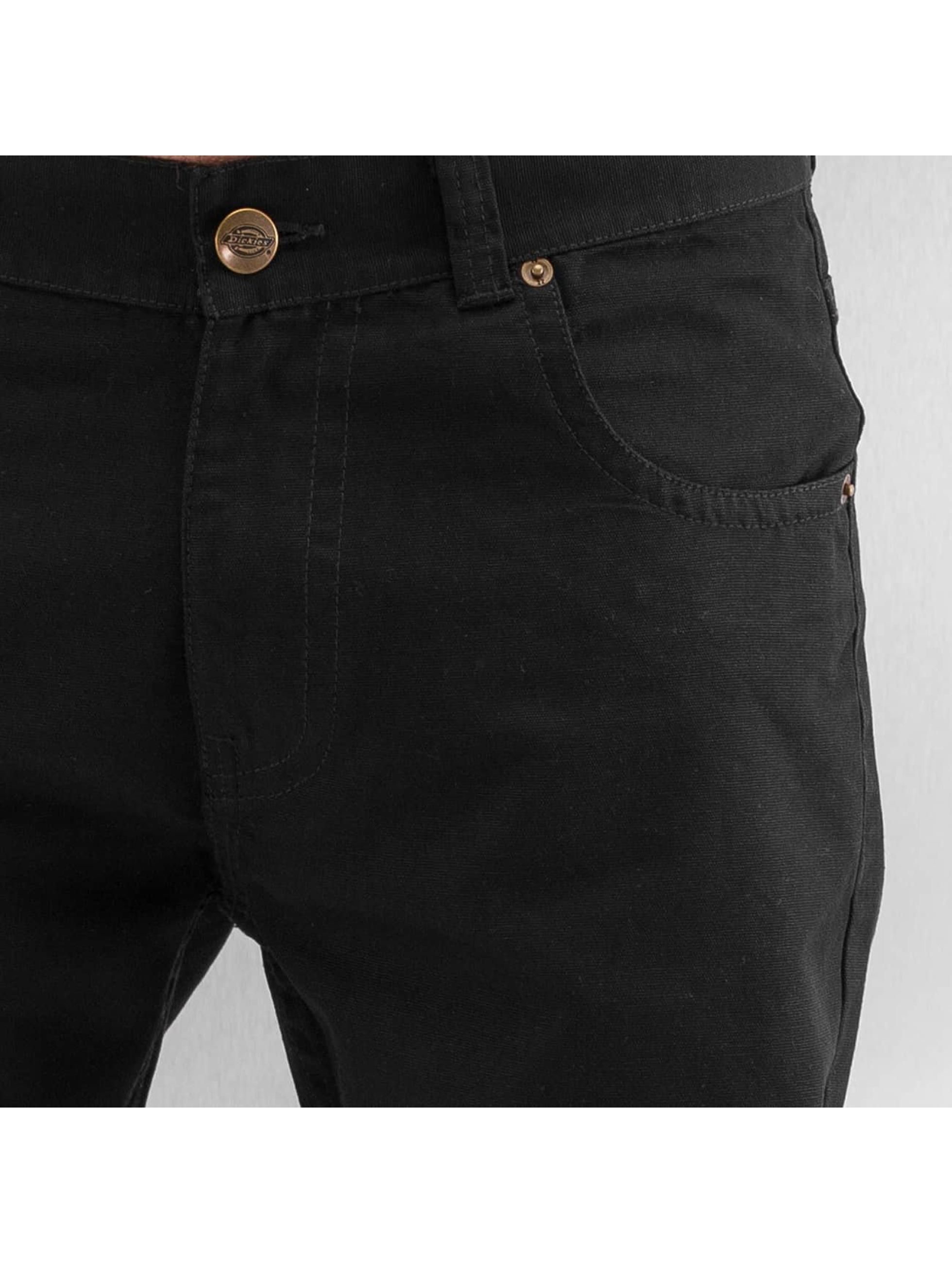 Dickies Straight Fit Jeans Alamo schwarz