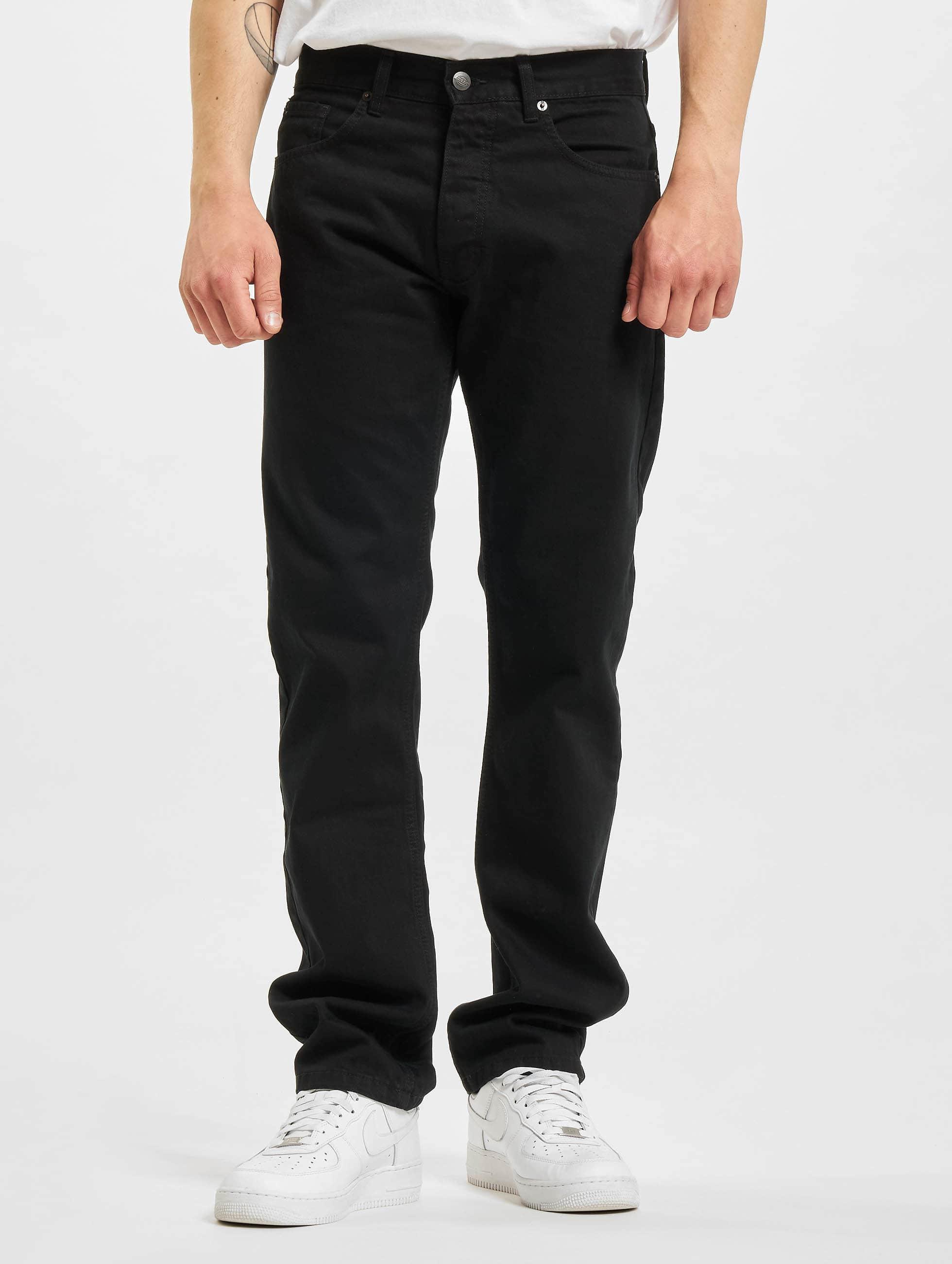 Dickies Straight Fit Jeans Michigan schwarz