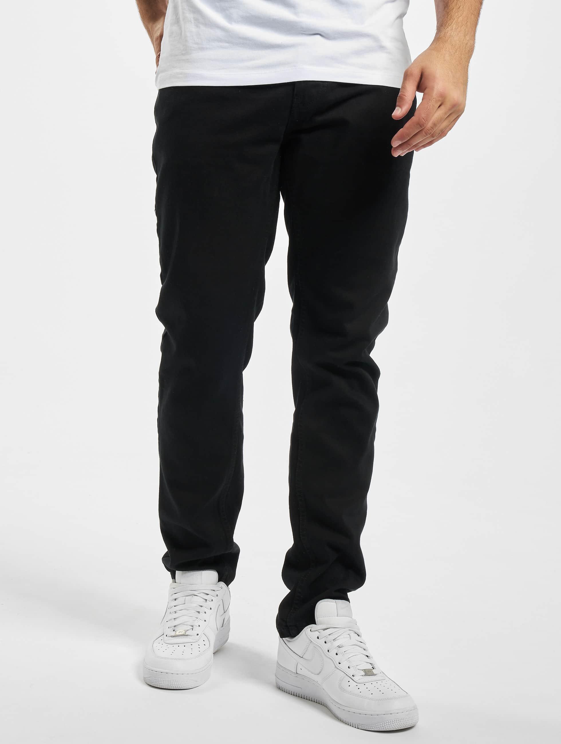 Dickies Straight Fit Jeans North Carolina svart