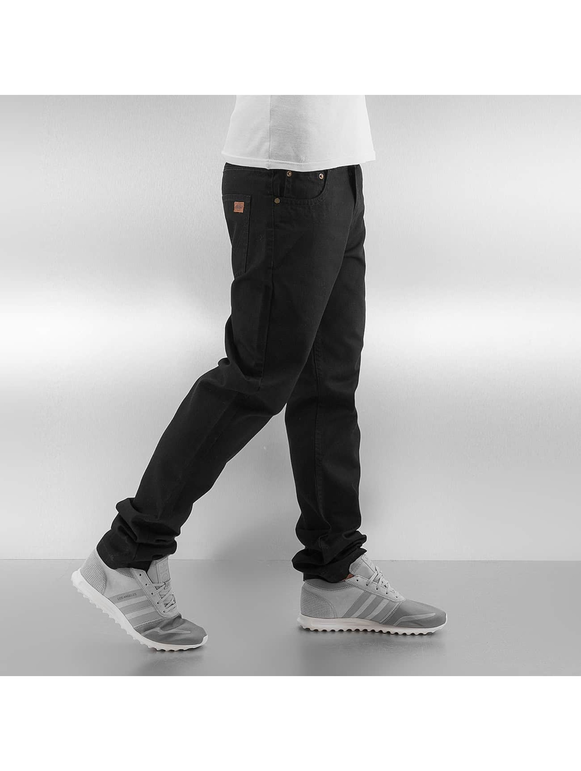Dickies Straight fit jeans Alamo zwart