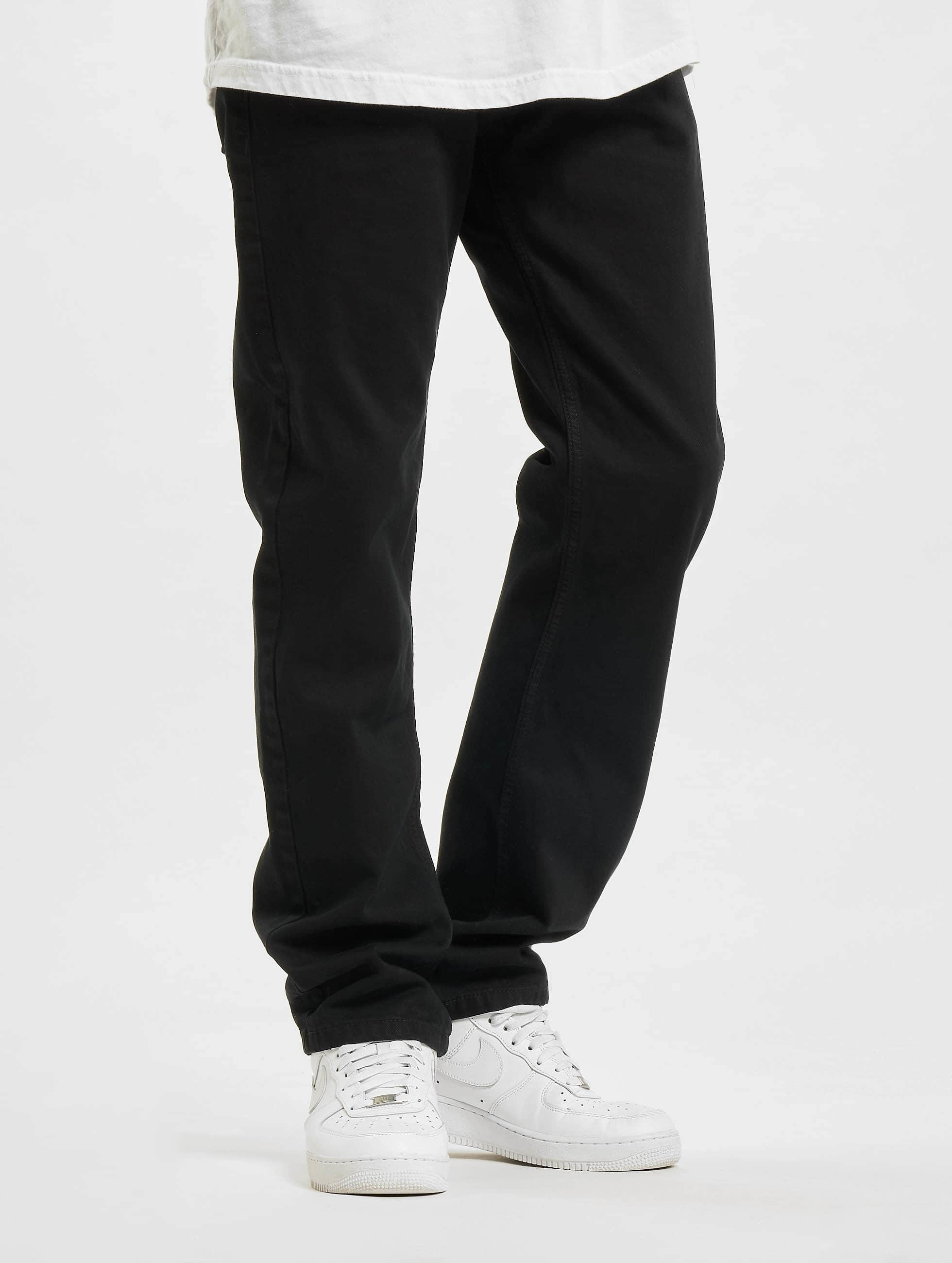 Dickies Straight fit jeans Michigan zwart