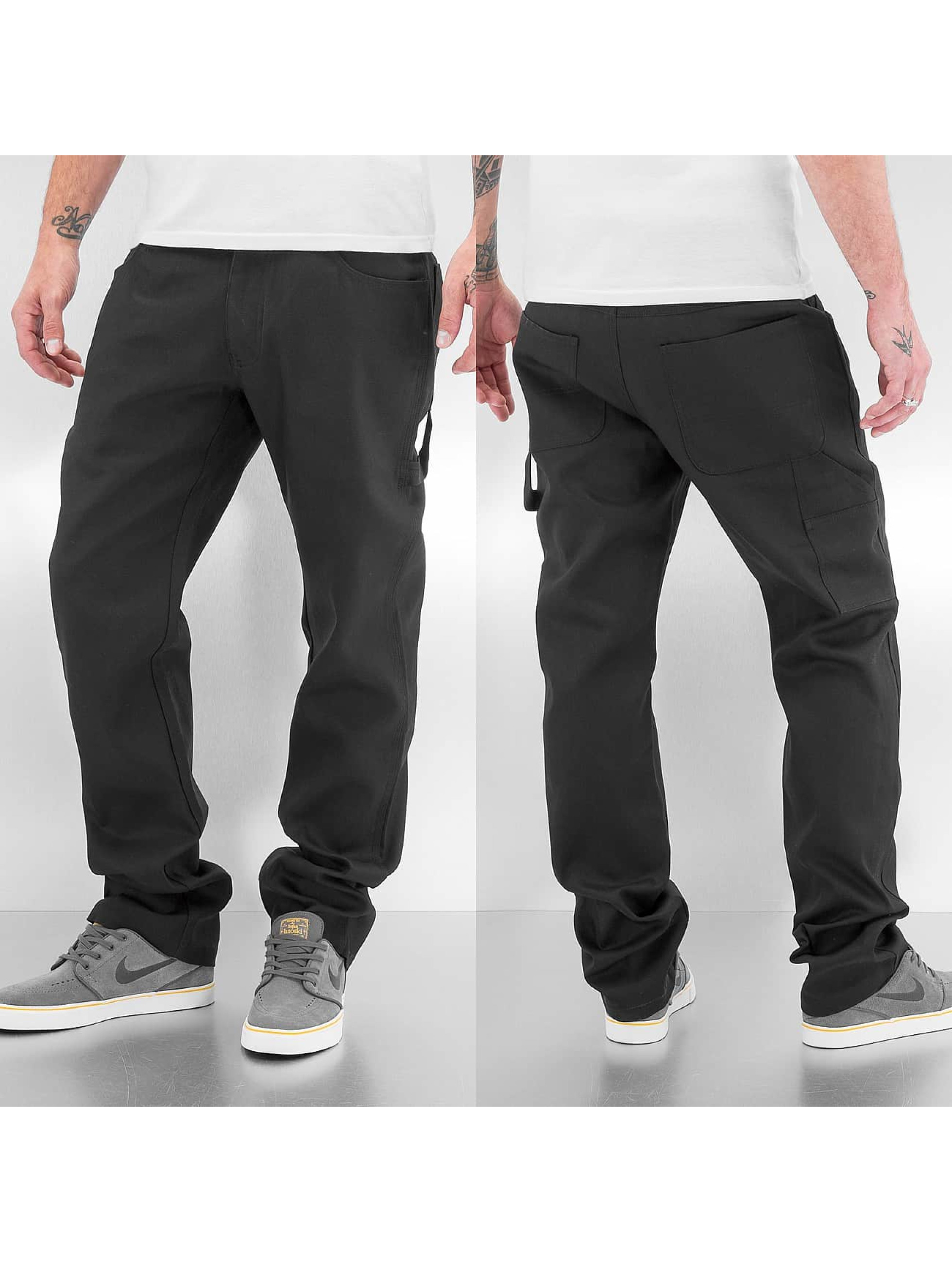 Dickies Straight fit jeans BlueMonds zwart