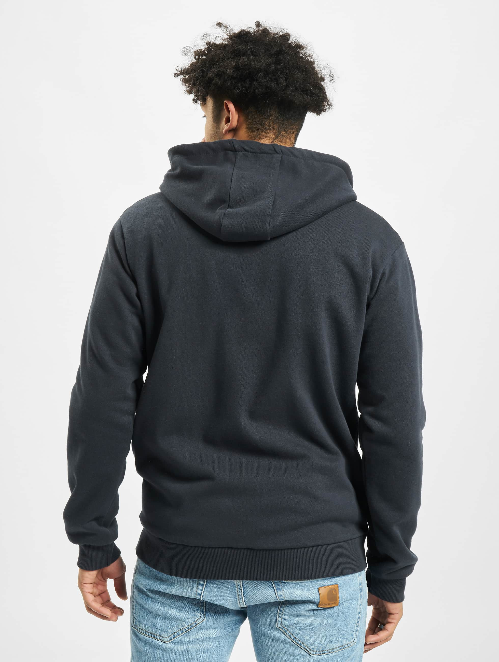 Dickies Sweat capuche zippé Kingsley bleu