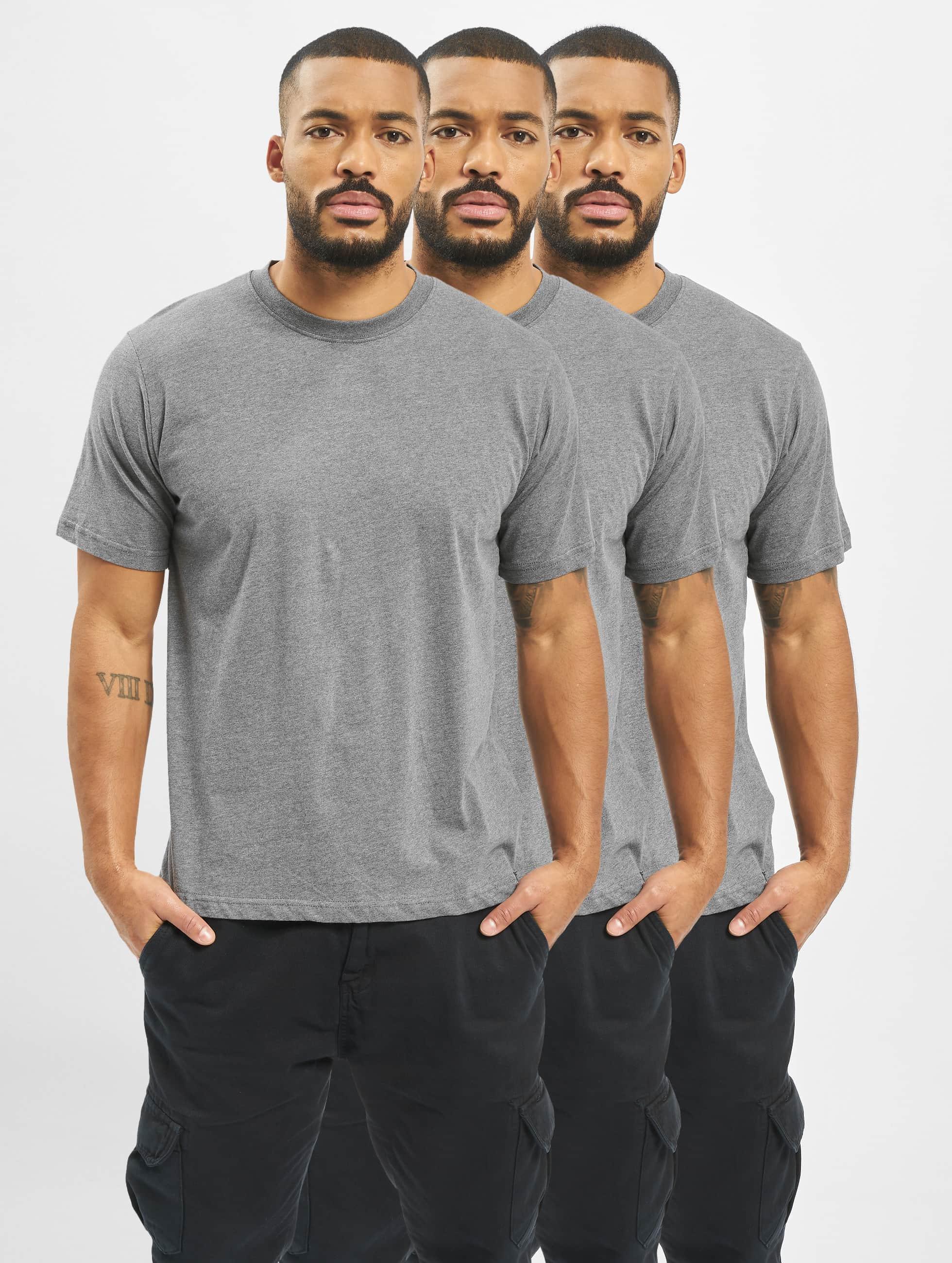 Dickies T-paidat 3er-Pack harmaa