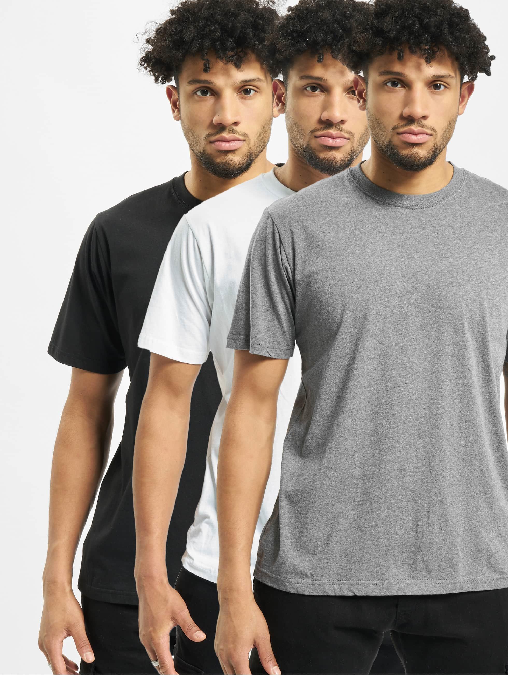 Dickies t-shirt MC T-Shirt 3er-Pack wit