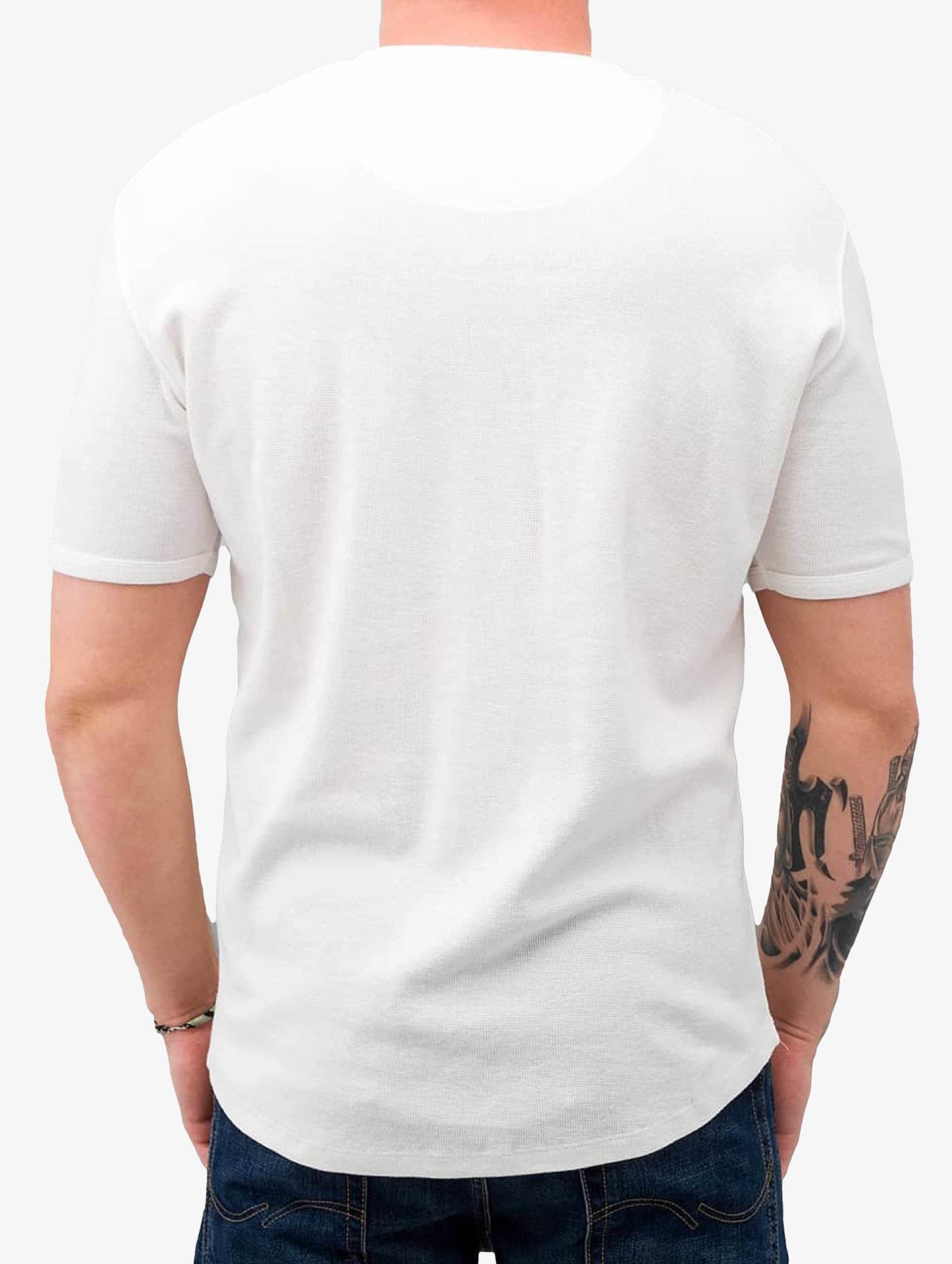 Dickies T-Shirt Hixton weiß