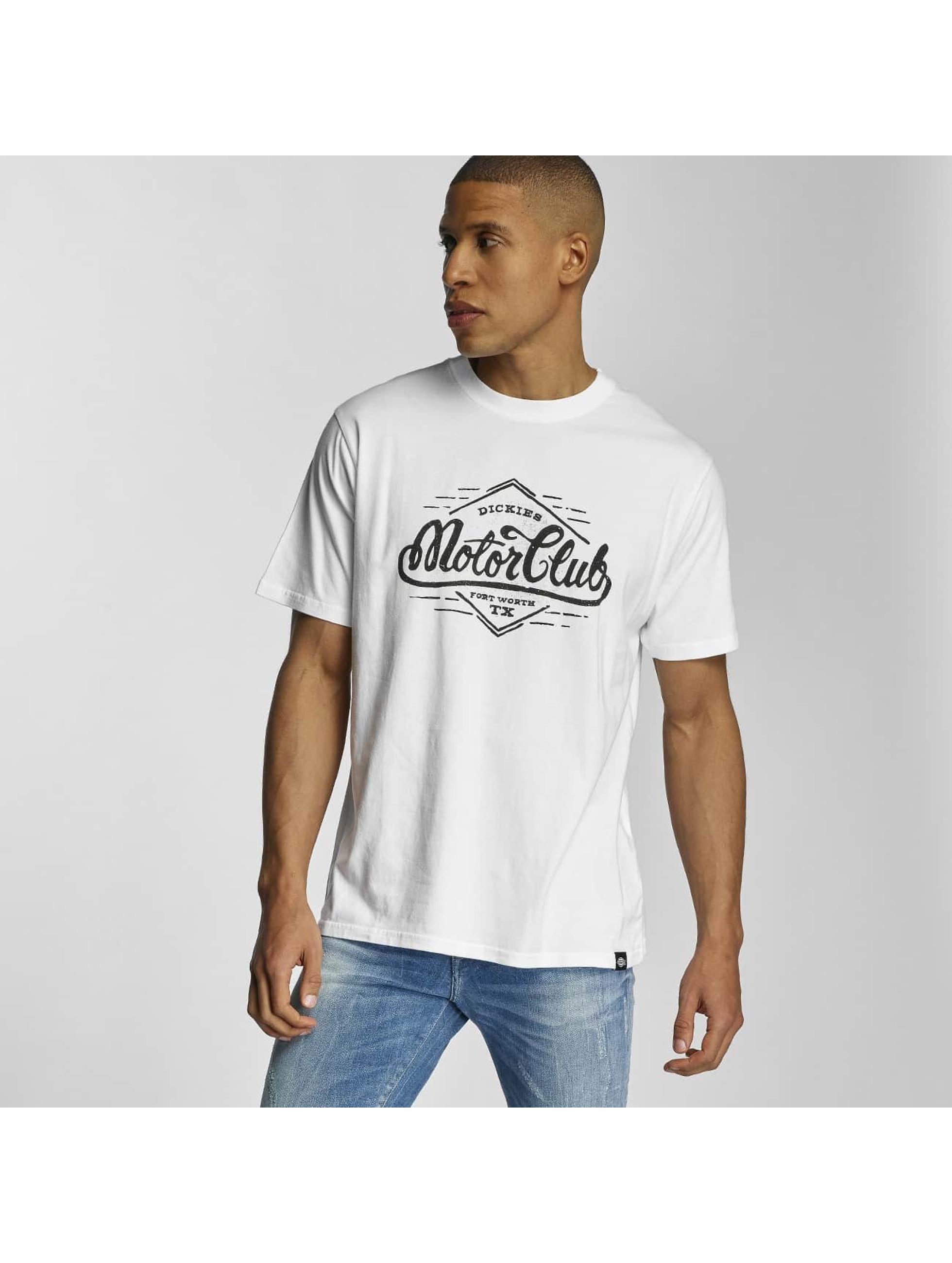 Dickies T-Shirt Gassville white