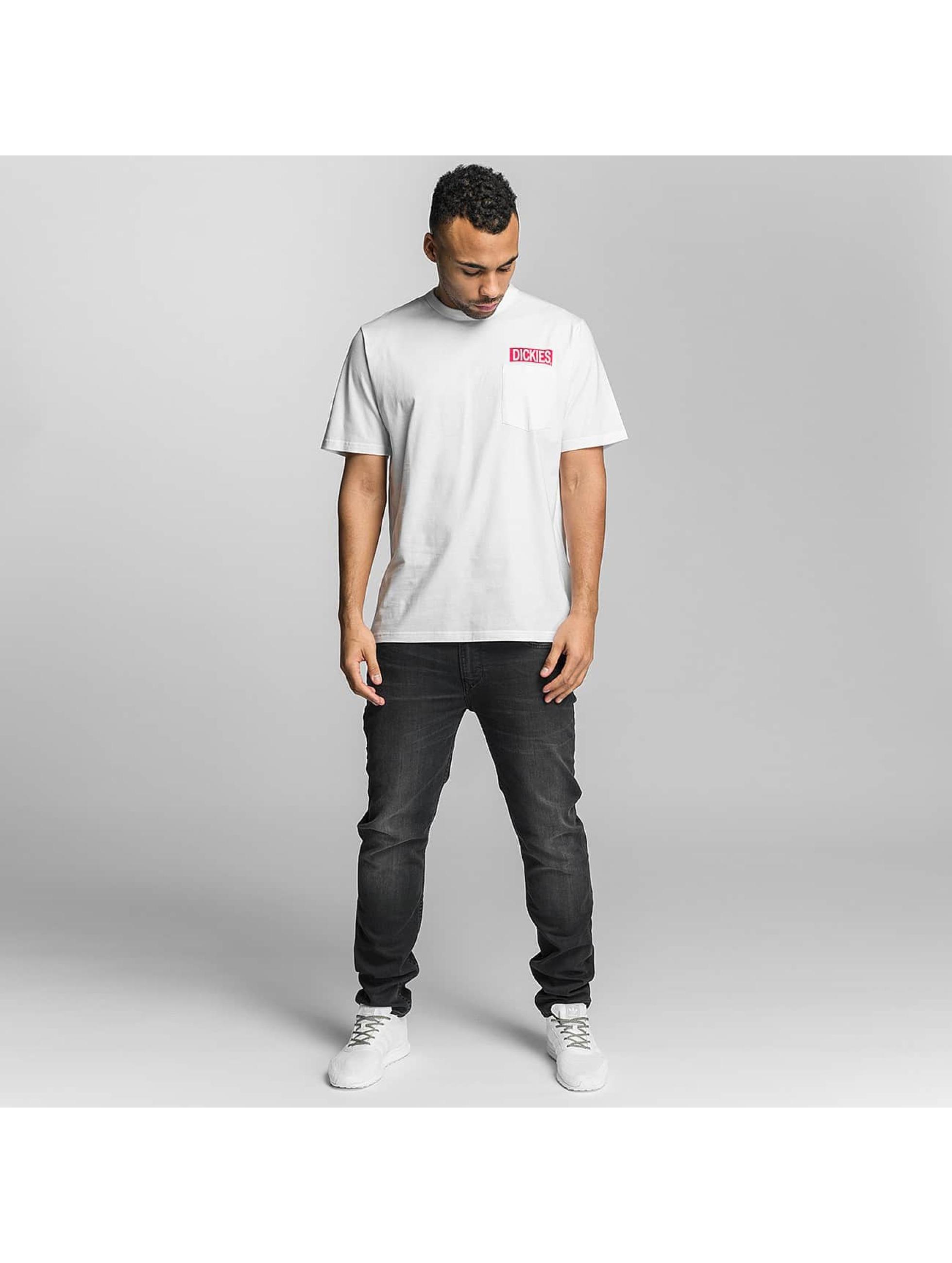 Dickies T-Shirt Pelsor white